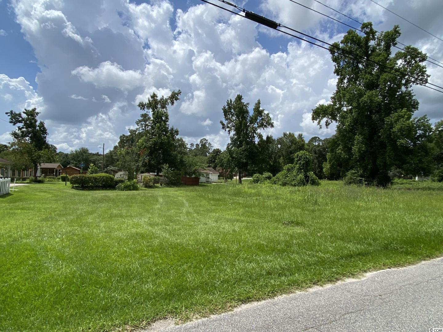 2.37 acres in Downtown Conway- Wonderful estate lot or possibility to subdivide into multiple lots- Over 500' of road frontage.