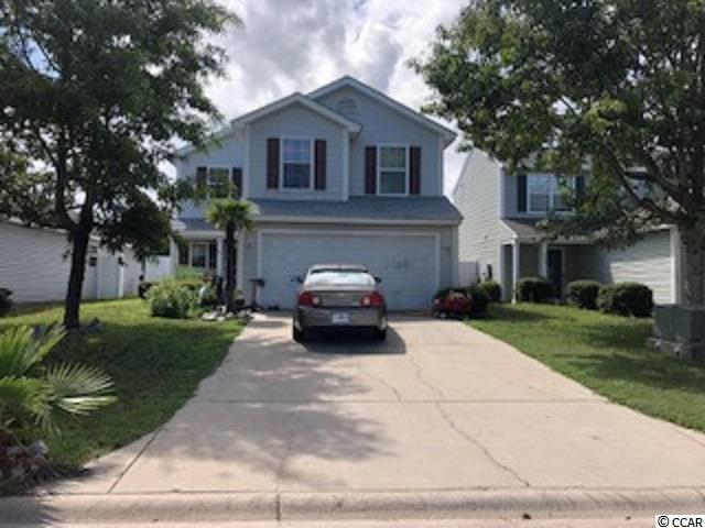 Check out this great home located in Avalon a Carolina Forest neighborhood with great amenities!