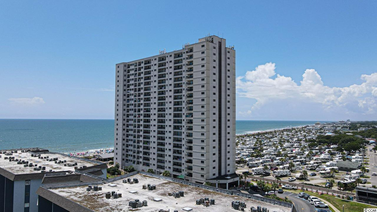 This stunning 2 bedroom, 2 full bathroom OCEANVIEW, FULLY FURNISHED unit located in the Renaissance Tower Resort is the perfect opportunity to have as an investment property, a vacation home, or your new dream home in paradise! The open living room features lots of natural light coming in from large sliding glass doors and a spacious dining area! The full kitchen features lovely blue cabinetry, custom backsplash, and a breakfast bar! The elegant master suite boasts private access to the spacious balcony, a large closet, and a newly renovated master bathroom! You will enjoy the large balcony and BREATHTAKING OCEAN VIEWS overlooking over the peaceful setting! Being in this amazing Renaissance Tower Resort, you have access to several outdoor pools, a lazy river, basketball courts, a playground, an oceanfront beach bar/restaurant, an indoor restaurant, a large laundry room, and so much more! Don't miss out on this incredible opportunity and book your showing today!