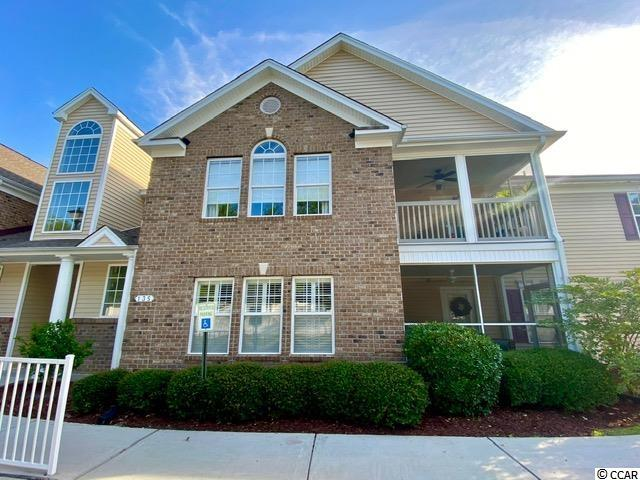 Don't miss your chance to own this beautiful 3 bedroom, 2 full bath ground floor unit in Murrells Inlet! Grand Vistas at International is in an excellent and highly sought after location! The updated kitchen features brand new stainless steel range, microwave and dishwasher. New carpet throughout, fresh paint and brand new hot water heater. Enjoy a stroll throughout the friendly community and to the beautiful International Golf Club (a 1/4 mile walk), relax by the community pool, or spend time reading your favorite book on your screened in porch! Conveniently located to all that Murrells Inlet has to offer...shopping, tasty local restaurants, golf courses, entertainment, state parks, medical facilities, schools, less than 5 min from the beach, and only 3 miles from the famous Murrell's Inlet Marshwalk in the heart of the seafood capital of South Carolina!  Schedule your showing today before it's gone!