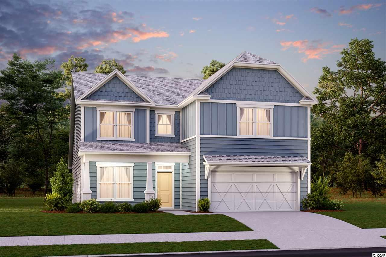 **NEW PHASE OPEN NOW ** To Be Built Persimmon plan is a 2-story with 4 bedrooms, 3.5 bathrooms and a 2-car garage included. This is a very open layout with 9 foot ceilings included. This luxury kitchen features granite countertops, upgraded cabinetry, large pantry and island space to gather. Price includes Mohawk ReVwood plank flooring, upgraded lighting package, garage door opener and so much more.  The included 2-car garage is perfect for storage. The photos are of a model home (or similar home) that has additional upgrades. On-site Amenity Center features a gym, kitchenette, double-sided stone fireplace, game room, and outdoor pool. Bella Vita is a natural gas community located on the private outskirts of Carolina Forest being minutes from shopping, restaurants, entertainment, and the beach. Every home is built to strict ENERGY STAR® standards, is tested by an independent third party, and receives an individual ENERGY STAR certification saving you money every month on your utility bills. Come visit our secluded natural gas community at Bella Vita to see this home today! This is a to be built home and this is the base home price. The listed price does not include lot premium and/or additional options.