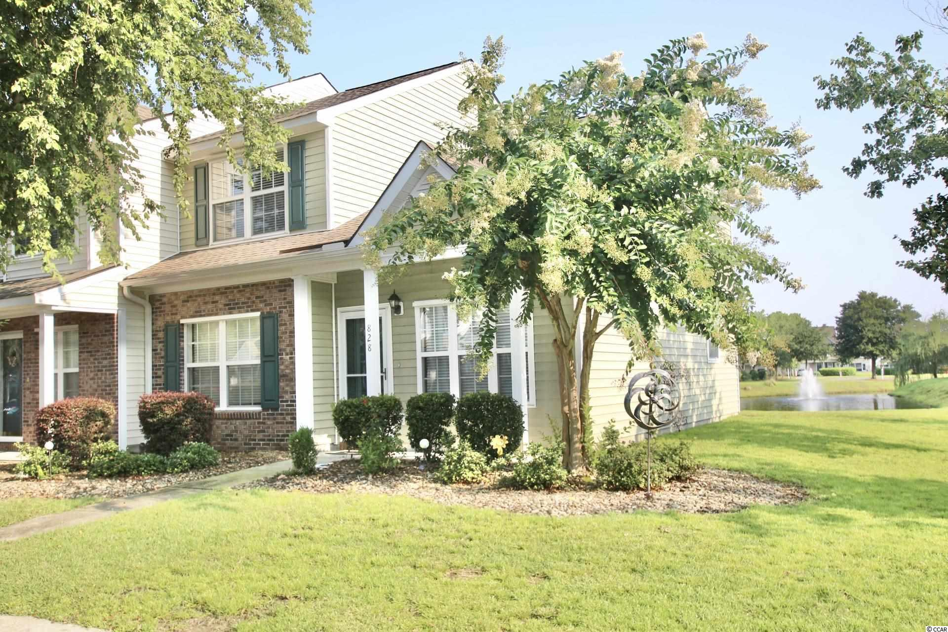 Presenting this welcoming 3 bedroom 2.5 bath townhome located in the Sawgrass East complex in the Carolina Forest community. This townhome affords you easy access to the beach and golfing along with all of the other activities and happenings in Myrtle Beach including fun eateries, award winning off-Broadway shows, public fishing piers, and intriguing shopping adventures along the Grand Strand. Conveniently located to your everyday needs, including grocery stores, banks, post offices, medical centers, doctors' offices, and pharmacies. Check out our state of the art 3-D Virtual Tour.