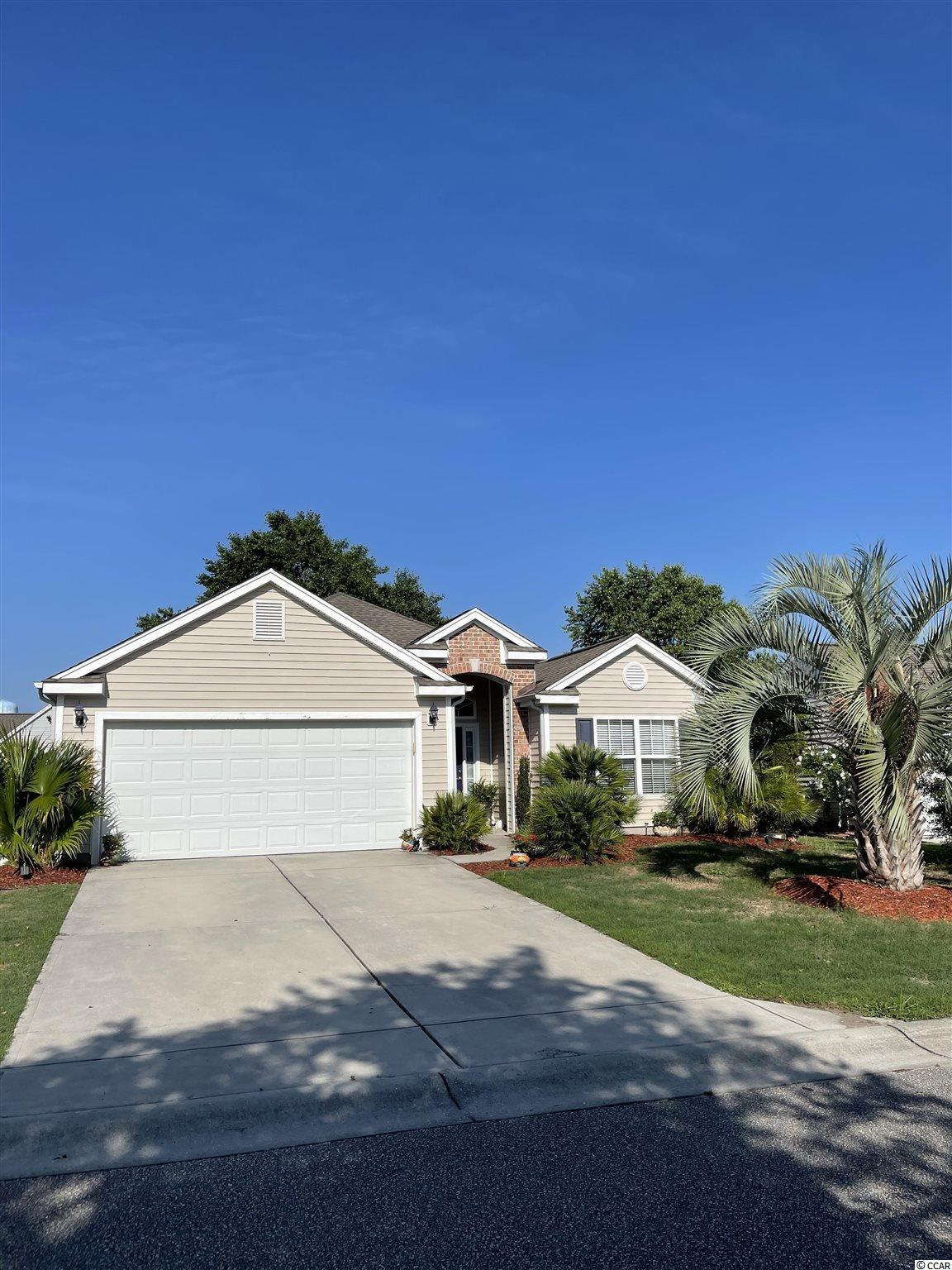 """Gorgeous three bedroom two bath home in """"The Farm"""". This home is in mint condition EXCEPT FOR THE FLOORING We priced according to being replaced . High ceilings, custom ceiling fans, large kitchen with breakfast nook, pantry, and plenty of cabinet space. Large master bedroom with a spacious walk in closet, double sinks, garden tub, and separate shower with 2 car garage. Haystack way is off the main road in the the Farm which offers a quiet setting. Very spacious lot with plenty of room behind you for a comfortable feel. With in minutes to the beach and is one of the best locations in all of Myrtle Beach. Super close to all the restaurants, shopping, entertainment, golf, and everything you could possibly need for your home at the beach. If you are looking for the perfect place to call home here at the beach, this is it will not last."""