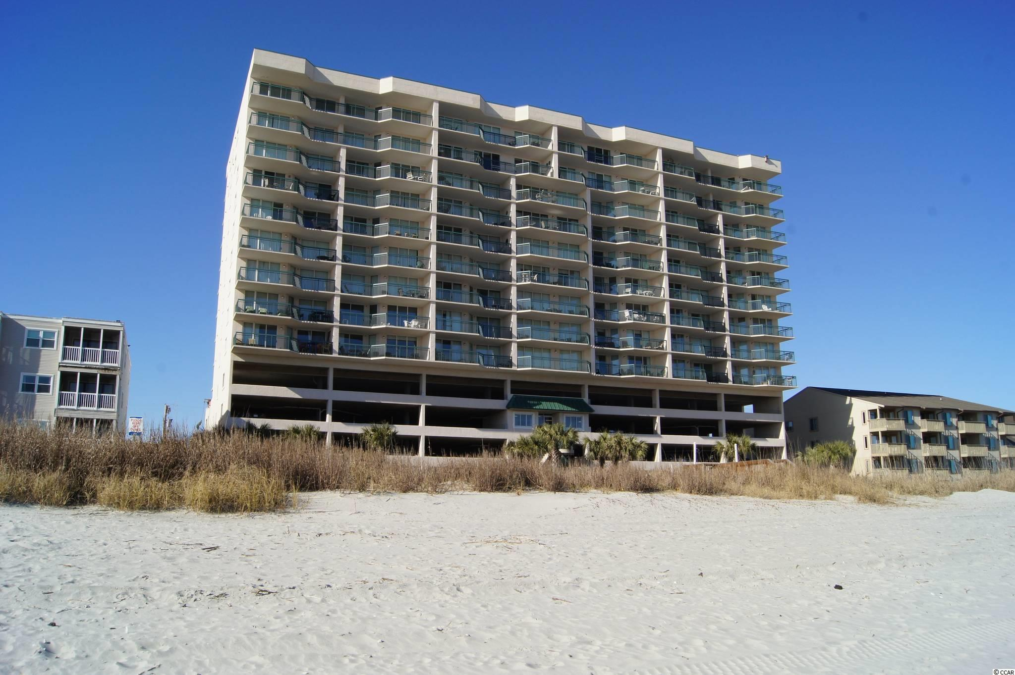 4 bdrm, oceanfront, corner condo in popular, Drake development. Conveniently located almost midway between Ocean Drive's & Crescent Beach's (17 Ave. S.) Main Streets, Northshore offers all on-site parking, swimming pool, lazy river, whirlpool, & oceanfront, ocean view exercise room. Exceptionally spacious for a non-penthouse condominium, with windows on 3 sides, & balconies on 2, this 9th floor condo offers a panoramic view, due to the short height of the building next door. 5 flat screen TV's. 2 walk-in closets. Master bath has walk-in shower, whirlpool tub, & double sink vanity. Excellent rental history. New HVAC indoor & outdoor units 6-16. H2O heater 12-20. Refrigerator, 8-18. Range, 2016. Microwave 6-18. Washer 10-16. Dryer 7-21. Sleeper-sofa, loveseat, table lamps, living room artwork, dining table & 6 chairs, + dining table and 4 chairs for balcony 2019. New hutches for living room and master bedroom to support flat screen TV's 2017. Features, square footage, etc. not guaranteed. Buyer responsible for verification.