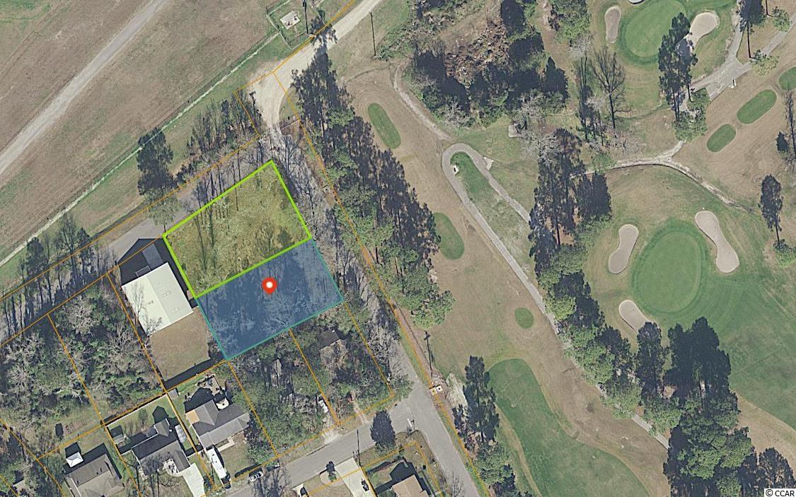 Your dream home is waiting to be built on this Beautiful lot in North Myrtle Beach! Ocean is just a short walk or golf cart ride away & the view of Azalea Sands Golf Course is gorgeous! Call today for more information.