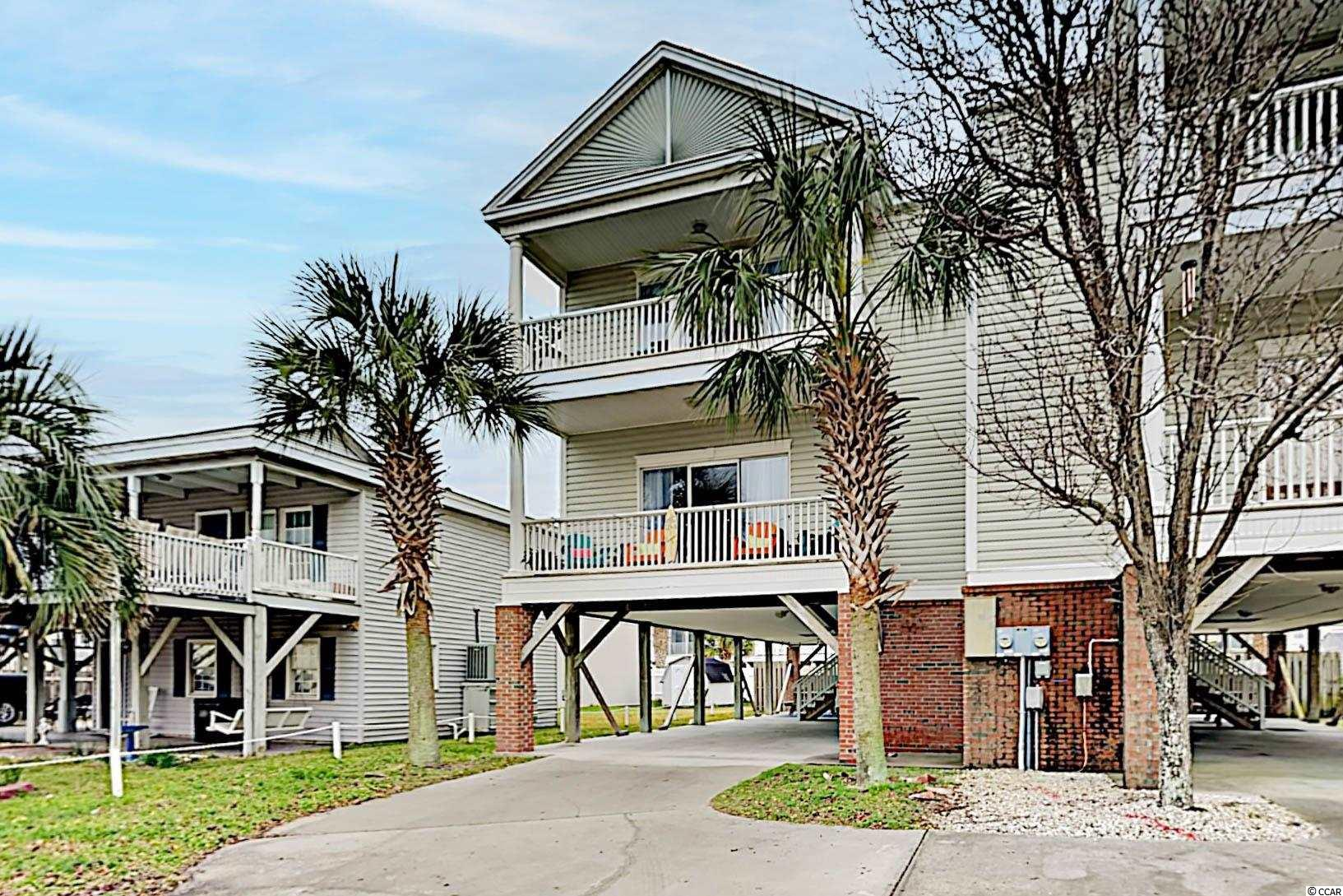 This is an investors dream!  Fantastic 5BR/4.5BA home in Surfside Beach with many recent upgrades.  Relax on one of the two balconies with views of the ocean as this home is only a steps away from the beach.   Home has recently undergone many fantastic upgrades including new energy efficient water heater with lifetime warranty, energy efficient thermostats, New dryer, new refrigerator, new paint, luxury vinyl plank flooring, new quartz counters in kitchen with backsplash, and many other nice remodels. Behind the home is your own private pool for those late night swims.  Property is rented solid and has fantastic AirBnB potential. Square footage is approximate and not guaranteed.  Buyer is responsible for verification.