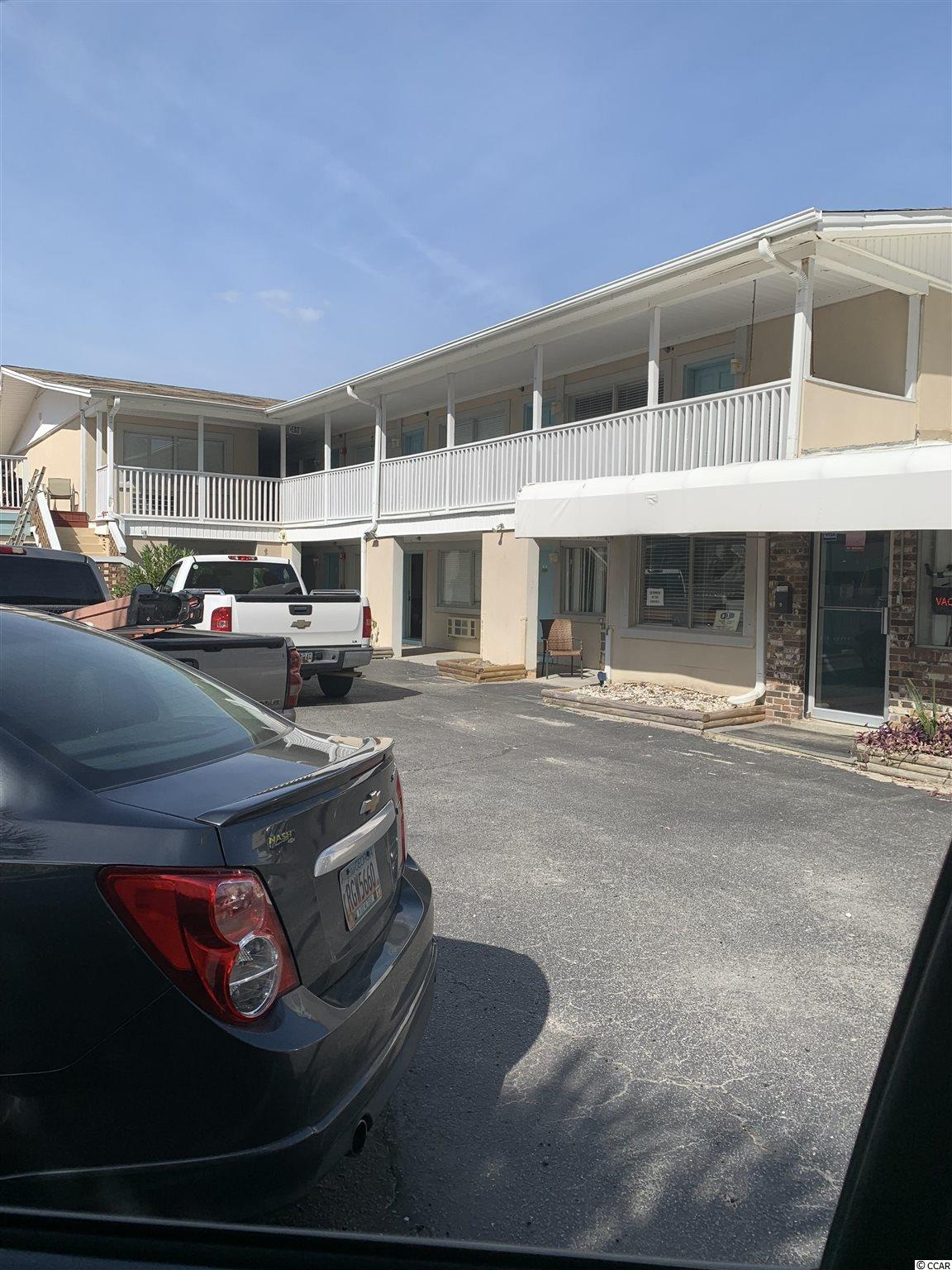 This beautiful 2 Bedroom condo is right across the street from the beach in highly sought after Cherry Grove, SC. This fully furnished condo is perfect for a vacation retreat or a money making investmate property. Come check out this awesome property.