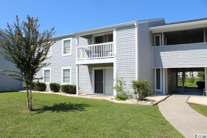 First floor 2 bedroom, 2 full bathroom condo, perfect for primary residence, second home or an investment property. Vinyl plank flooring in main areas and bathrooms, bedrooms have carpet. Laundry room has vinyl flooring. New water heater 2021. Retreat at Glenns Bay has a community pool for the residents to use. It  is located close to shopping and restaurants in Surfside Beach. The blue waves of Atlantic Ocean are only a mile away. Call your agent today to schedule a showing!