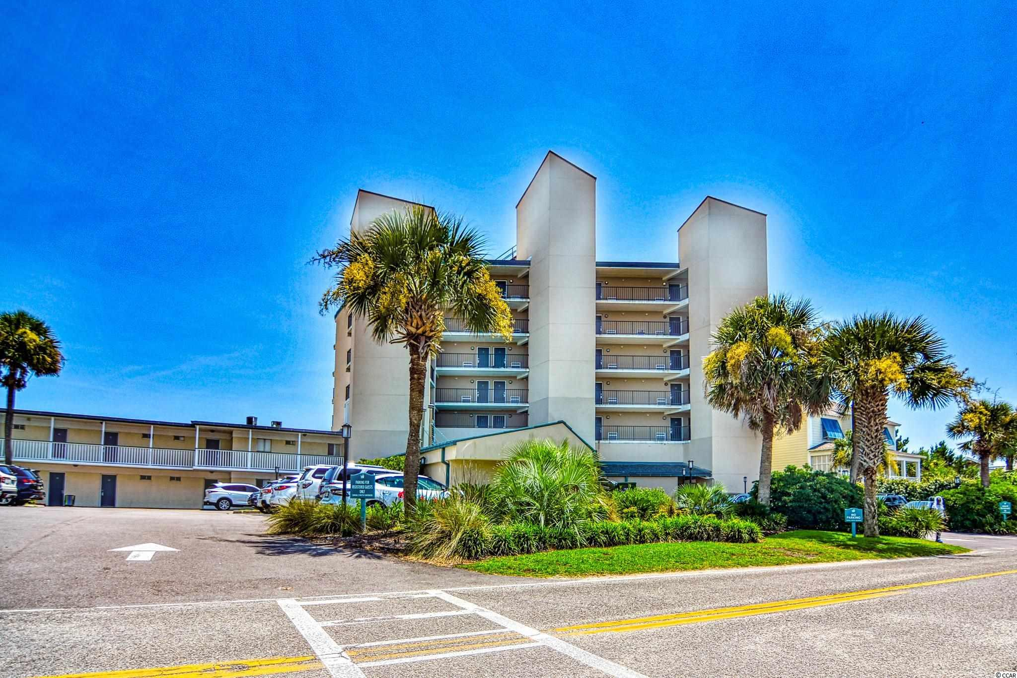 Don't miss out on this rare offering of one of the most highly sought after direct oceanfront suites at the award winning Litchfield Inn. This end unit offers privacy and boasts THE BEST and most iconic views of Litchfield Beach.  The owner spared no expense with this Lowcountry designer suite that brings in an incredible rental income because of it's ground location. If you're looking for a unit that is DIRECTLY on the shore, this is it. Step out onto your private back porch that is literally steps away from the sand. This particular suite can also be used as a private getaway/second home. Lounge by two oceanfront pools while enjoying the best food and drinks you'll find at Austin's Cabana Café. In the evening, head upstairs and enjoy the only fine dining restaurant on the South Strand that offers full ocean views. Litchfield Inn is just a short drive to everything the area has to offer including: Murrells Inlet Marshwalk, Brookgreen Gardens, Huntington State Park, Myrtle Beach International Airport, Broadway At The Beach, The Market Common, Coastal Grande Mall, 2-Tanger Outlets, Barefoot Resort and Coastal Carolina University (CCU), marinas, public docks, boat landings, restaurants, golf courses, shops, entertainment. Also, only 75 miles to beautiful Charleston, SC!