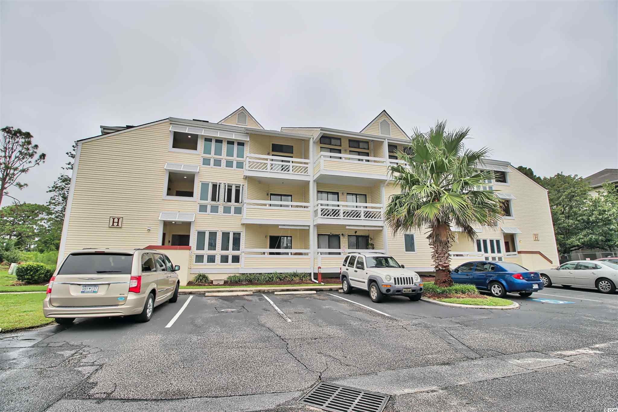 Come see this beautiful 2 bedroom 2 full bathroom furnished condo in the North Myrtle Beach Golf and Tennis community! Huge walk-in closet in the master bedroom upstairs. Vaulted ceilings and beautiful laminate wood flooring throughout makes this condo feel open and spacious with tons of natural light coming in. The community has two tennis courts and a outdoor pool! Recliner and barstools do not convey.