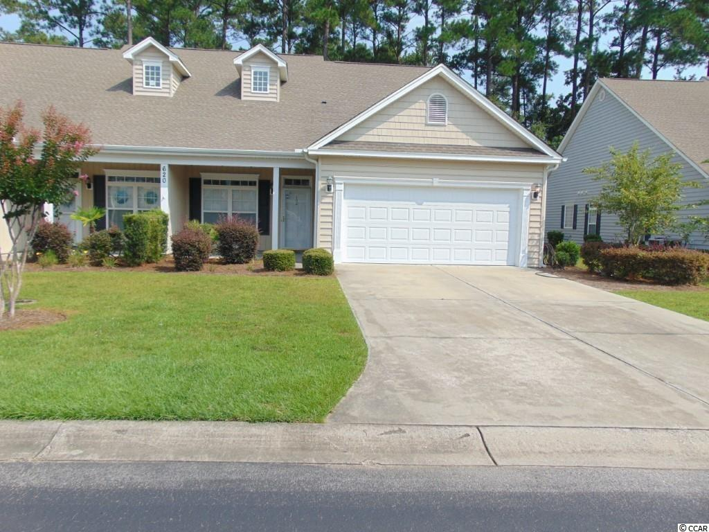 What a great location in Murrells Inlet, close to the Marsh Walk, Huntington State Park and lots of shopping and restaurants! This property is the best of both worlds! You have the feel of a single family home without all the exterior maintenance. Perfect for a second home...no need to worry about setting up lawn service, or spacious enough for a primary residence. Not only does it have 3 bedrooms and 2 baths but also a Carolina room AND a study or flex room. Did I mention also a TWO car garage! Marcliff West is a great neighborhood with paired ranches and fourplex condos interspersed throughout the community. There is a community pool close by and lots of full time residents to welcome you. Don't wait long for this one! Square footage is approximate and not guaranteed. Buyer is responsible for verification.