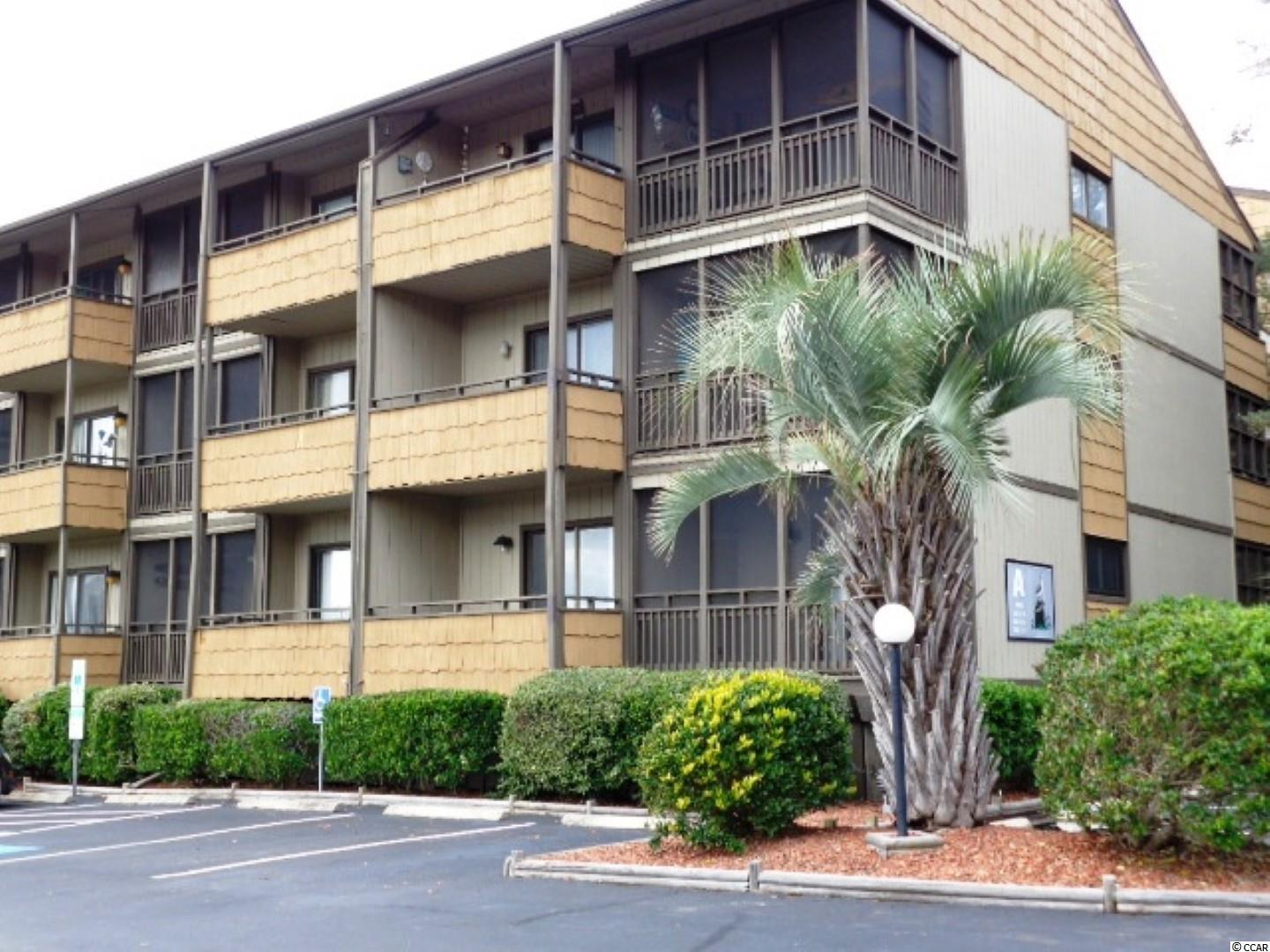 Location! Location! This 2 bedroom 1 1/2 bath fully furnished is located steps away from the beach.  Sit and relax on the screened in porch over looking a great marsh view and listen to the ocean. Head to the community pool and visit with neighbors or take advantage of the community grilling area.  Whether you are looking for a rental property or a vacation get-away, you won't want to miss this one...Schedule your showing today!  Without getting in your car, you can enjoy some of the widest beaches on the East Coast, music at the popular Ocean Annie's Beach Bar across the street on the ocean, eating at many restaurants within walking distance. You are just minutes away from Tanger Outlet, Barefoot Landing, Broadway at the Beach, and the popular Highway 22 that takes you to North or South Myrtle Beach without much traffic. Square footage is approximate and not guaranteed. Buyer is responsible for verification.