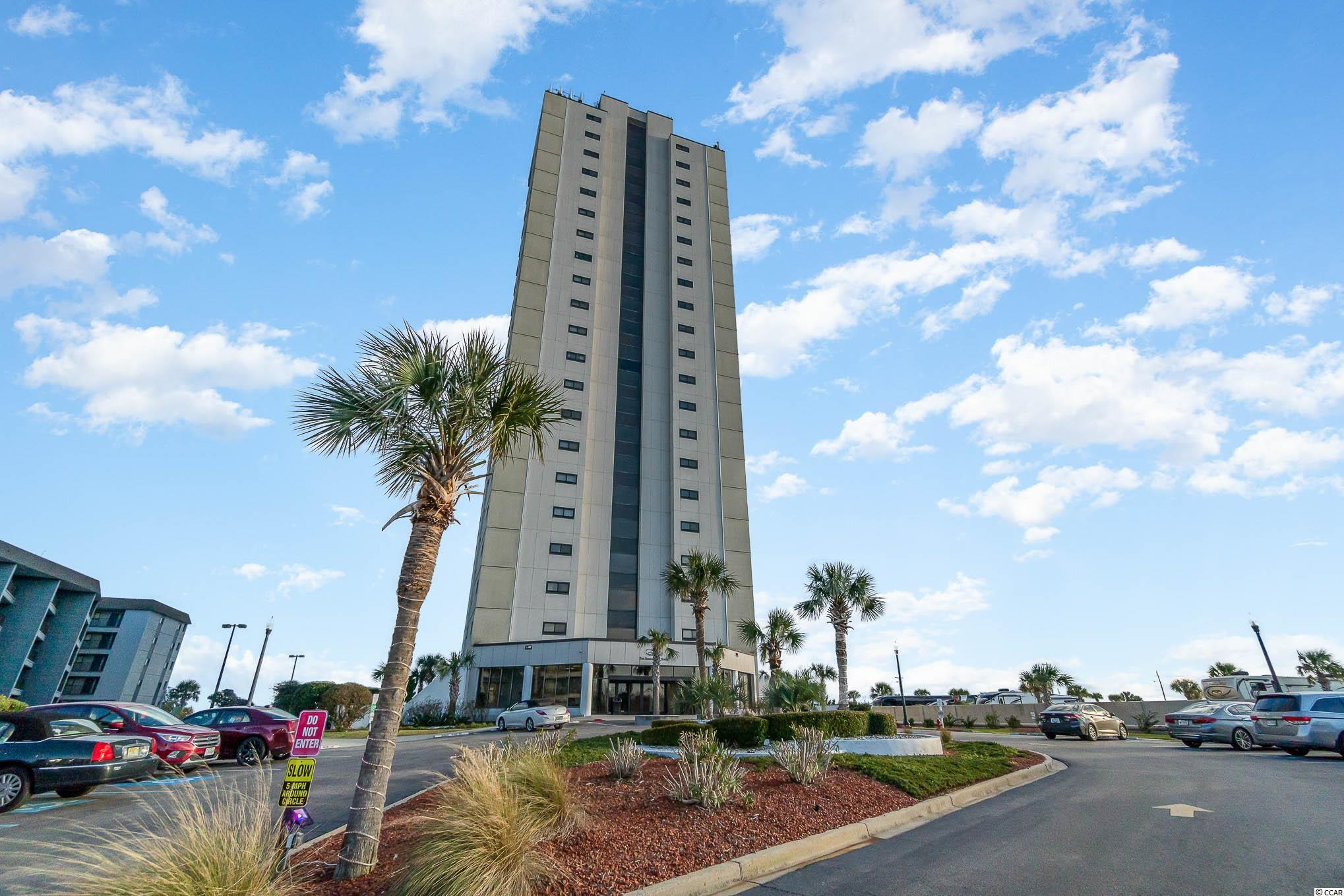 Located in the Myrtle Beach Resort at Renaissance Tower, this 2 bed, 2 bath Oceanview Condo comes fully furnished with everything you need to enjoy your stay. Sit outside on your private balcony and enjoy the the sights and sounds while drinking your morning coffee.  This unit is equipped with a full kitchen to prepare your meals. The bedrooms are spacious and offer ample closet space. There is enough room in the condo for the entire family to enjoy comfortably.  MB Resort has 33 acres and many amenities including 4 outdoor & 2 indoor pools, 4 hot tubs, a mini water park with lazy river, 2 playgrounds, basketball, bocce & volleyball courts, 4 lighted tennis courts, fitness center, 3 steam rooms, on-site restaurants, a convenience store/gift shop, and so much more!  Conveniently located to golf, shopping, dining & entertainment, area attractions, the airport and so many other things to do!  Schedule your showing today!