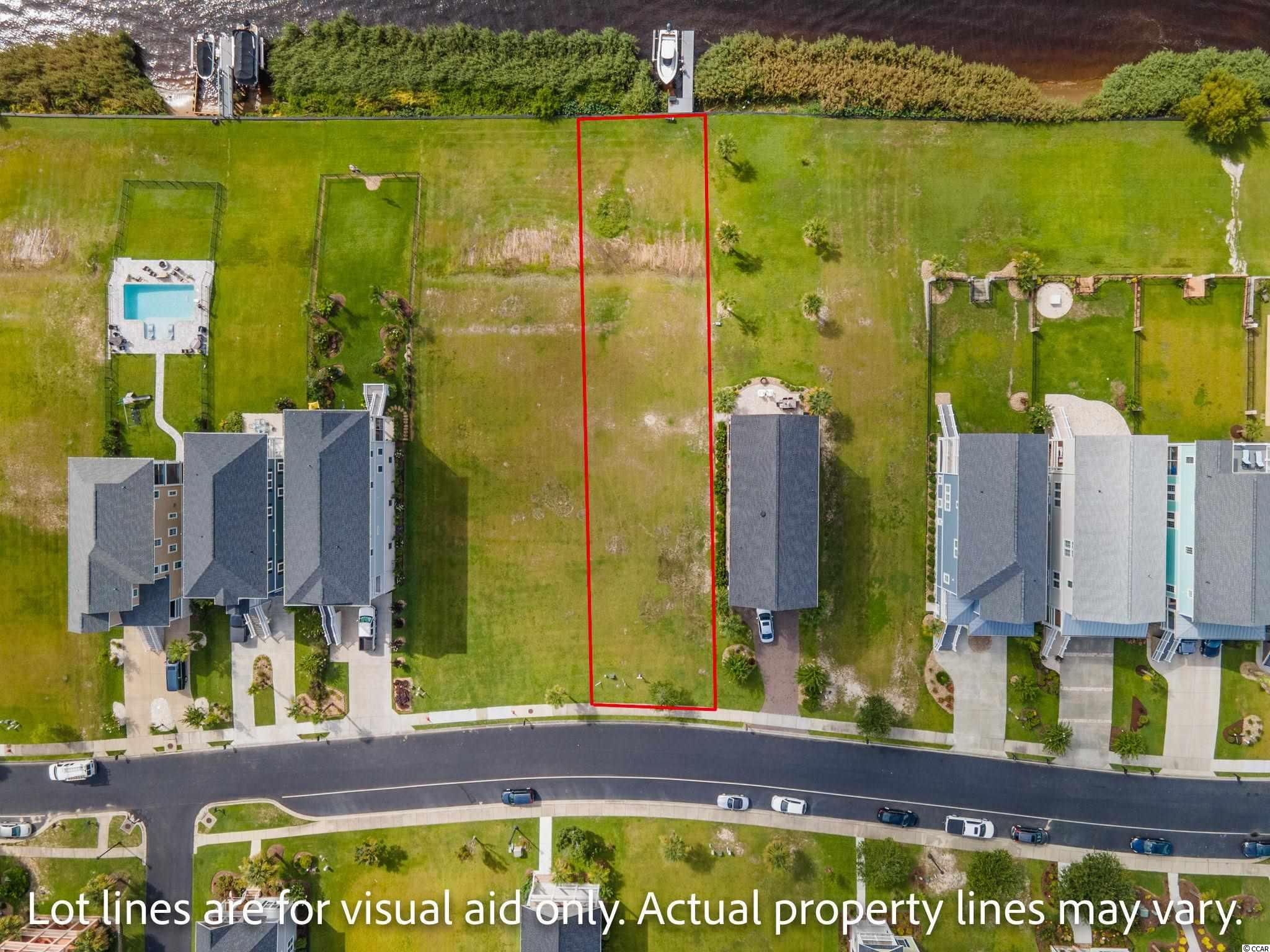 Imagine watching the sun come up off your back porch or watching the boats go by throughout the day.  This direct waterfront lot is in the gated and prestigious ICW community of Waterway Palms Plantation! Come build your dream home with no timeframe to build!  Dock permit also. Waterway Palms Plantation community offers wonderful amenities including a clubhouse, pool, tennis courts, boat launch, boat storage, 14-acre lake, playground and more! Conveniently located near schools, shopping, dining, entertainment, golfing, area attractions and just a few miles away from the beautiful Atlantic beach!   Don't hesitate!!! Very few waterway lots remain.