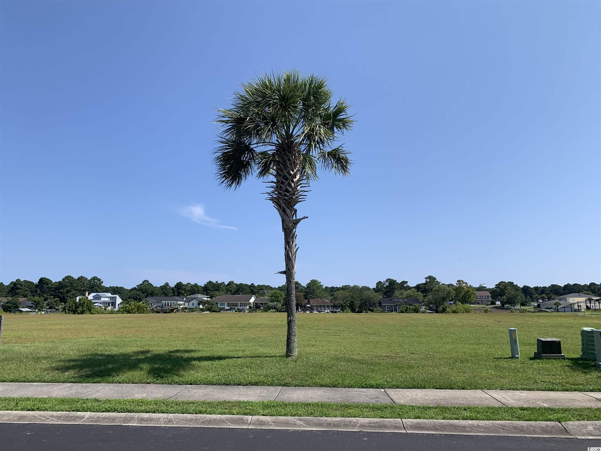 Gorgeous direct waterway lot in the highly desired neighborhood of Waterway Palms Plantation. This lot is located away from the main drag, and towards the end of a dead end street, allowing for added privacy, and less traffic.  Ad your own personal dock, and enjoy the boaters life with all the benefits of living directly on the Waterway. This inland channel extends from Boston to the southern tip of Florida, with direct access into the ocean throughout. Waterway Palms is a 24/7 gated community with an amenities center unlike any in the area. Featuring resort style pool, tennis courts, basketball court, gym, bocce, cornhole, boat launch, day docks, and massive two story amenity building. Waterway Palms allows quick access to Hwy 31, and just a short drive to shopping, restaurants and the beach