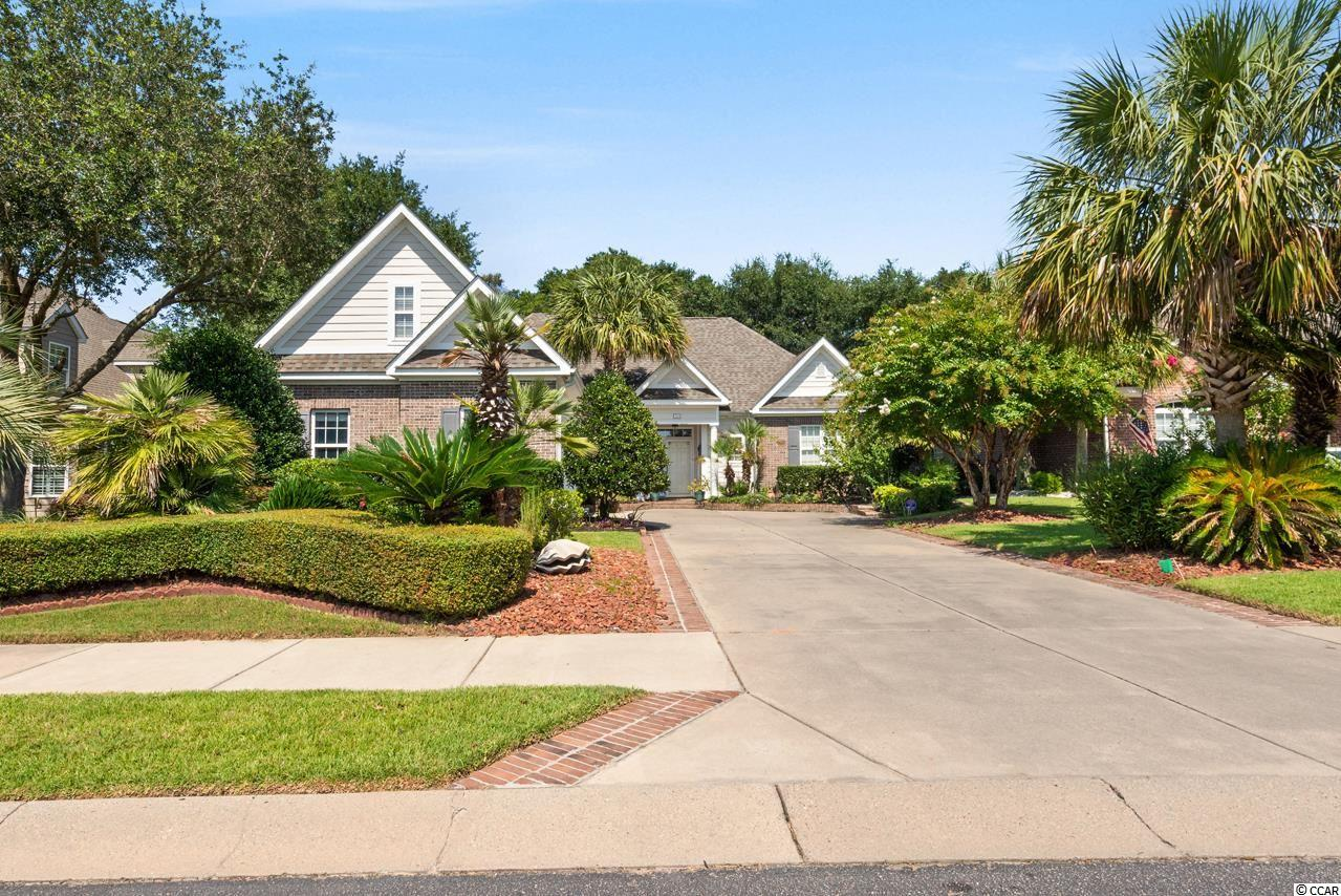 Welcome home to this beautiful 4 bedroom, 2.5 bathroom home in the highly sought after, gated community, Seaside Plantation in North Myrtle Beach. This home features all the upgrades including a new roof and gutter guards, new natural gas grill, newly revamped irrigation system, 3M hurricane windows throughout, plenty of attic storage, speaker system, a security system, and so much more. The living room features tall tray ceilings with a ceiling fan, luxurious hardwood flooring throughout, and a gas fireplace as a main focal point. The kitchen is equipped with all stainless steel appliances, granite countertops, and a large work island leading into the breakfast nook. Enjoy family dinners in the formal dining room, and spend your afternoons relaxing in the beautifully landscaped backyard. Each bedroom includes plenty of closet space, a ceiling fan, and easy access to a bathroom, while the master also offers access to the backyard, room for a seating area, and private master bath with updated double sink vanities, oversized whirlpool tub, and an upgraded tiled walk in shower. A bonus room upstairs can be used as a 4th bedroom, an office, playroom, you name it! This home also offers an HVAC system only 3 years old, and a transferrable termite bond. Perfectly situated close to all of the Grand Strand's finest dining, shopping, golf, and entertainment attractions, and less than 2 blocks to the beach. You won't want to miss this. Schedule your showing today!