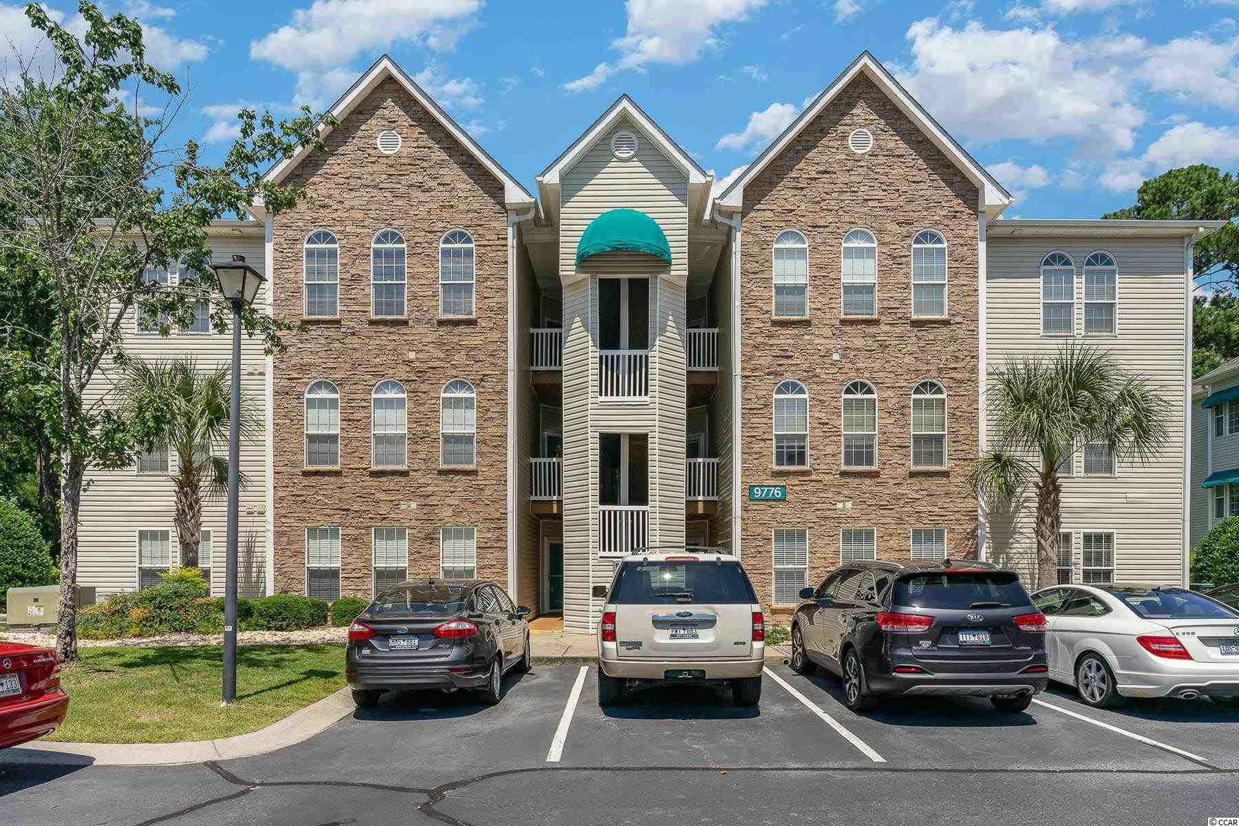 Welcome to this lovely 2 bedroom, 2 full bath condo in the popular Savannah Shores community in the Arcadian area of Myrtle Beach! This unit features an open living and dining area with plenty of natural light, a modern kitchen with stainless steel appliances, granite countertops and plenty of cabinet space, and a relaxing Carolina Room. Both of the generous-sized bedrooms have walk-in closets and private full baths. Savannah Shores owners and guest enjoy great amenities including a community pool and tennis courts, walking paths, a putting green, and volleyball.  The location offers easy access to major road, just minutes to the beach and all the shopping, dining, and entertainment the Grand Strand has to offer!