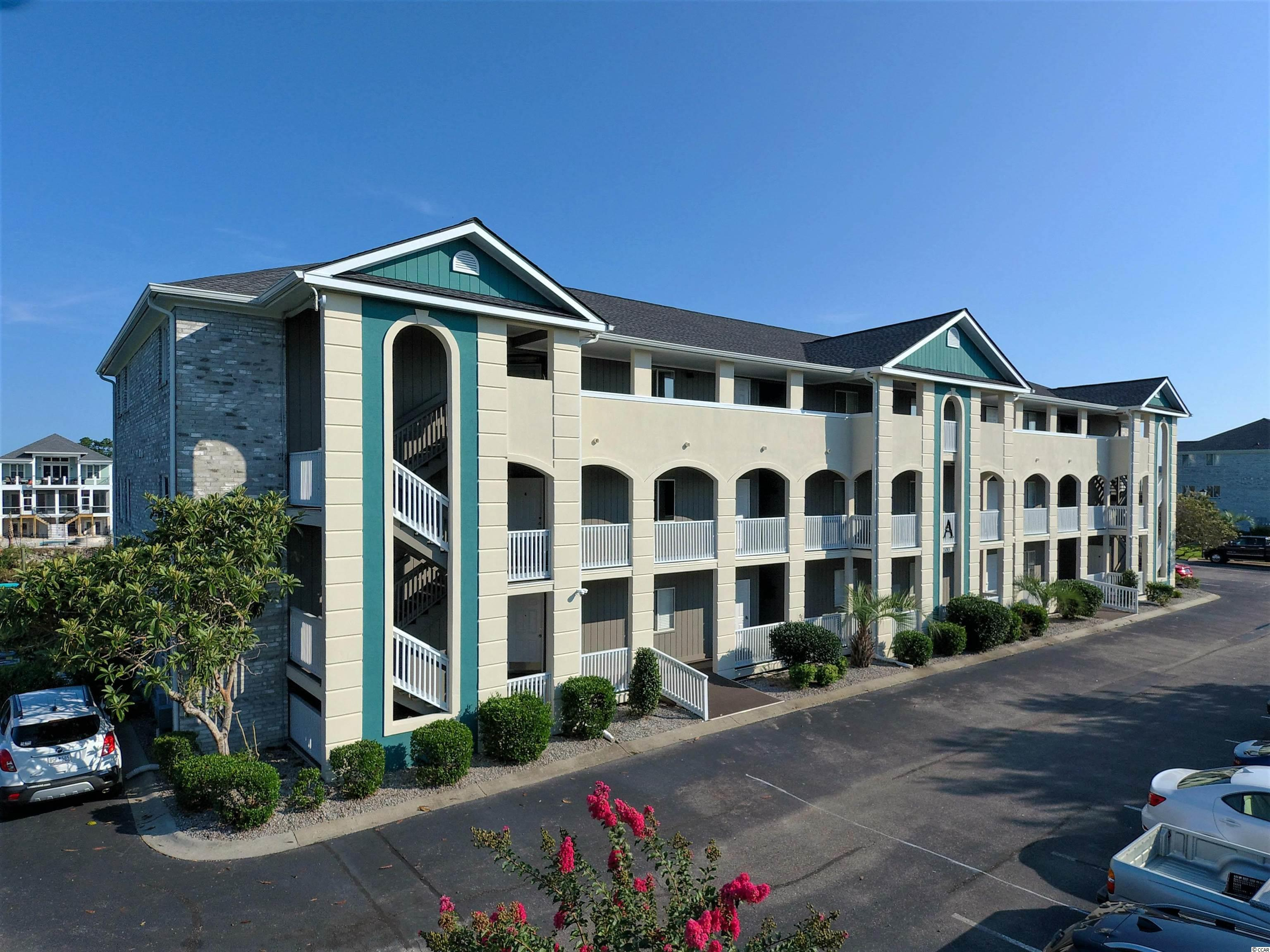 Great opportunity to buy a nice first floor condo that overlooks the intracoastal waterway for rental income. Owners are selling this condo with a tenant in place through the end of the year. Unit is 2 bedroom/2 full baths. It has a spacious screened in porch with direct view of the water. Great amenities including a fitness center and a pool. This is truly an awesome opportunity to own or have rental property in a beautiful gated condominium community on the waterway.