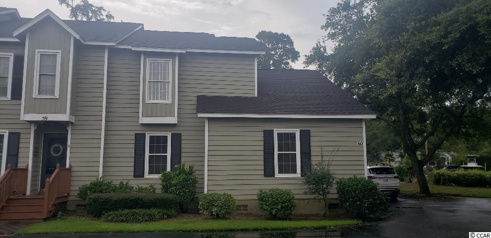 3 bedroom 2 bathroom end unit townhome. This property features a large kitchen, fireplace in the living room, nice rear deck over looking a pond and first floor master bedroom. Call today for more details.