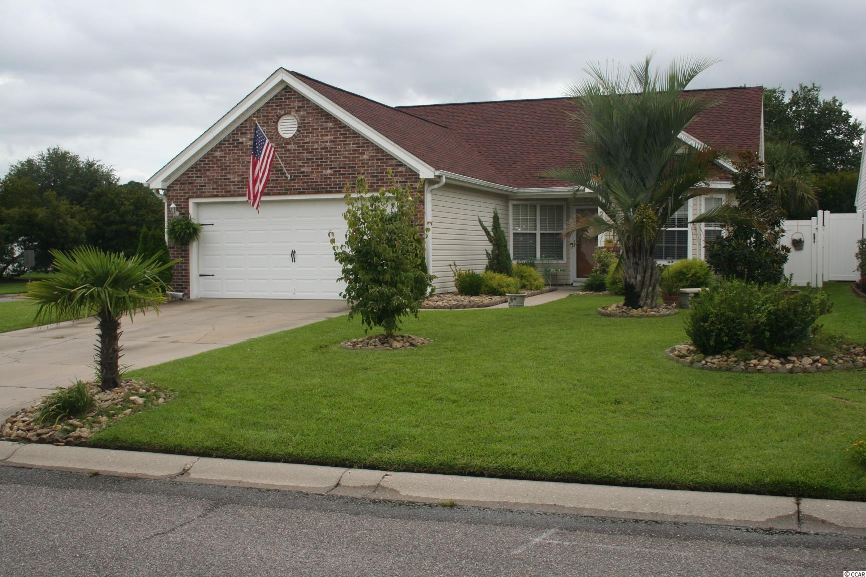 This home has it all. From this exquisite home's location in Avalon at Carolina Forest you have quick and easy access to all the Grand Strand has to offer. It is in move-in ready condition with three bedrooms and two baths. After a busy day, relax in the spa/hot tub in your private fully fenced backyard with concrete patio, mature trees, and lush landscaping. The inside of the home is just as pleasant; highlighted by an open floor plan with cathedral ceilings, new luxury vinyl plank floors, and numerous other touches. The home also features a new roof in 2019, security system, and the living area is wired for a surround sound system.  Don't want to go the beach? Avalon's amenity center features pools, playground, covered picnic area with grill, basketball and volleyball courts, and soccer and baseball fields. Square footage is approximate and not guaranteed. Buyer is responsible for verification.