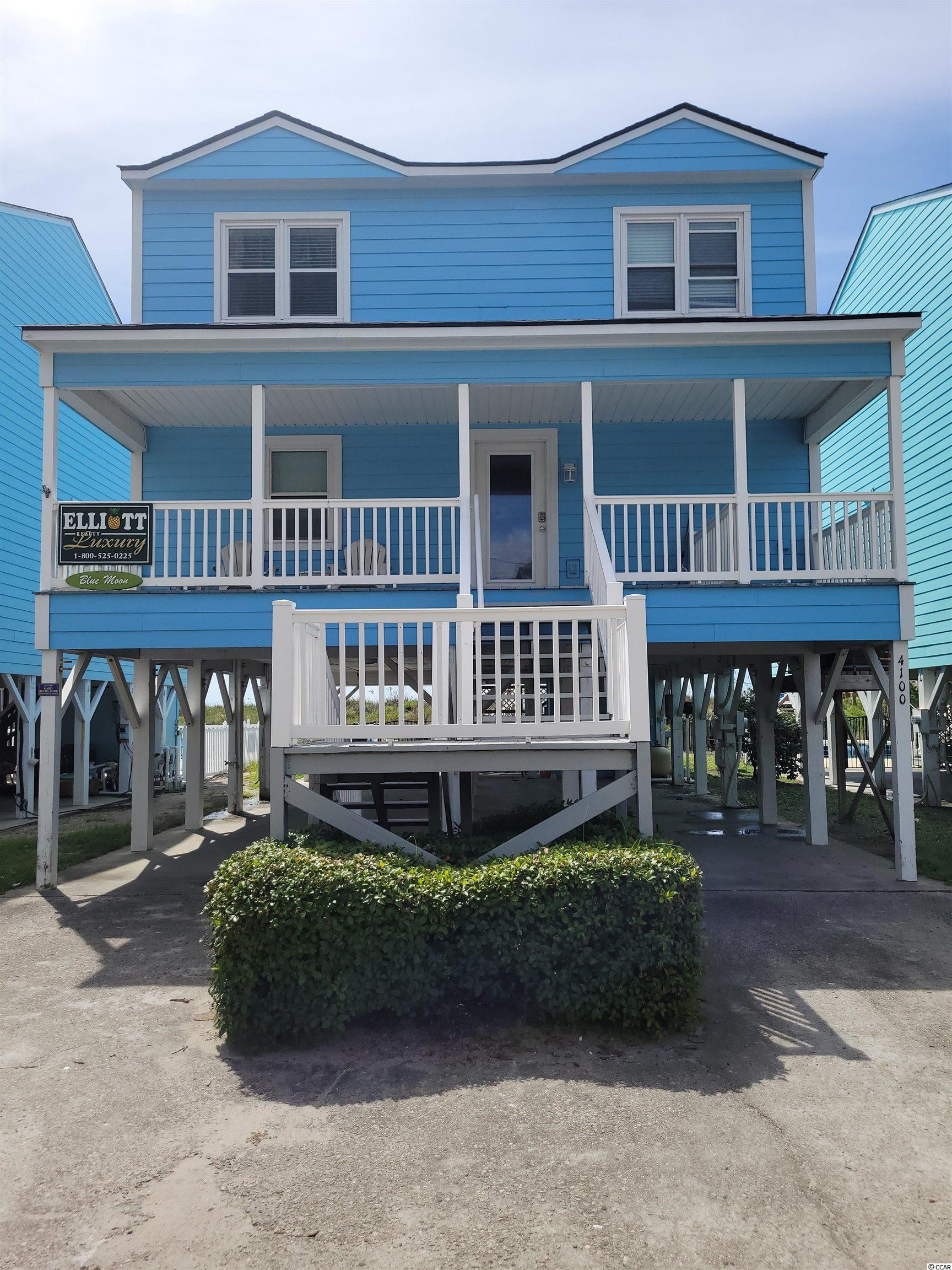 6BR / 3.5 BA oceanfront home with pool and spa. Set up as vacation rental with strong rentals 2021 and already filling up for 2022.