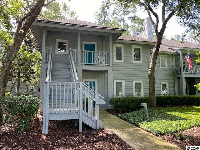 Tidewater Golf Plantation.  Great 2 bed, 2 bath corner unit on the 2nd floor.  Tidewater offers multiple pools, tennis courts, fitness center, golf and much more.  Homeowners have the use of oceanfront beach cabana.  Tidewater is a gated community offering 24/7 security.