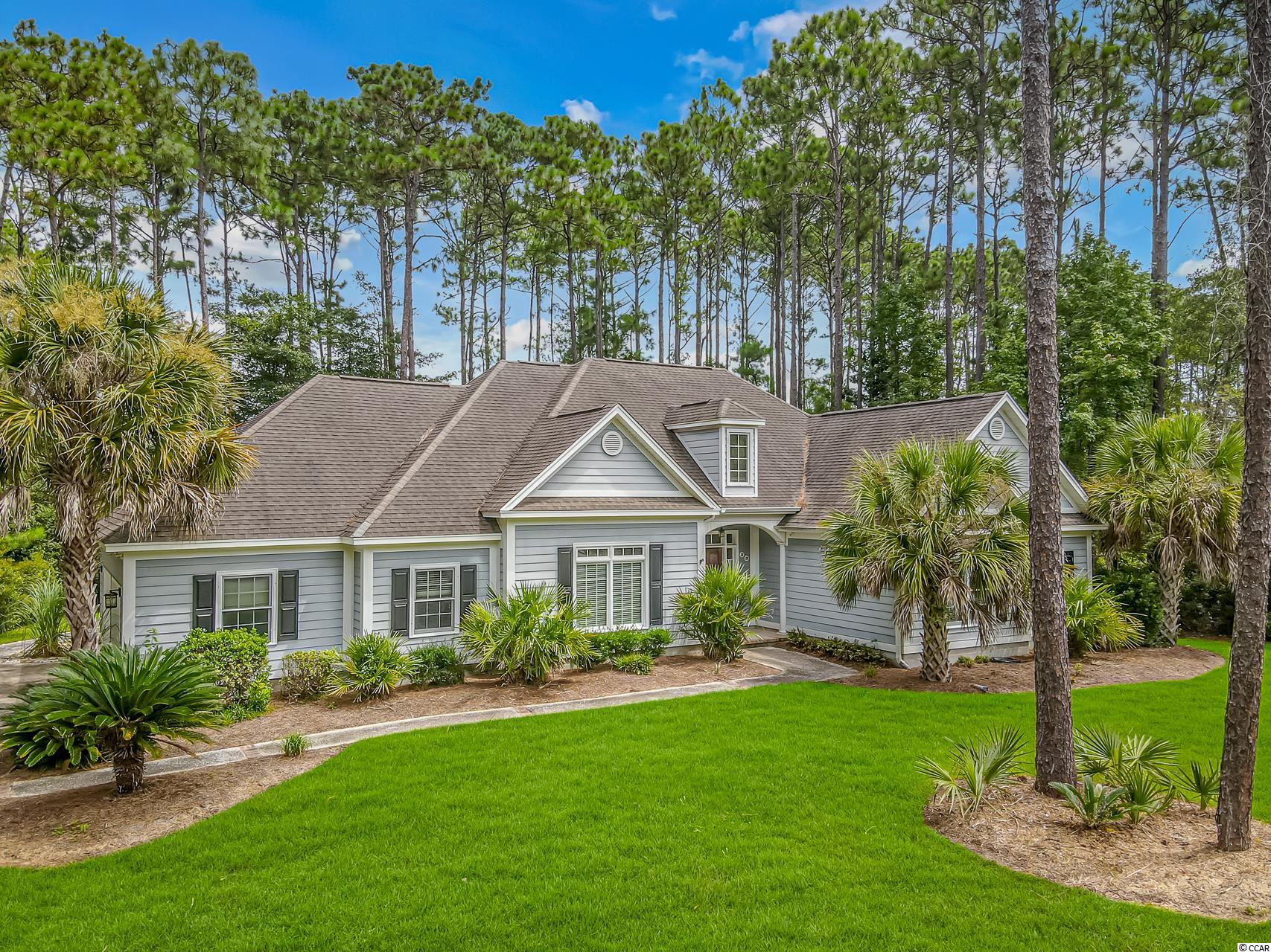 RARE opportunity alert! Here is your chance to own a home on a FULL acre of land with NO HOA in the heart of Pawleys Island on a cul-de-sac road with only 4 homes total ! Situated minutes from Pawleys Island beaches and a stones throw from the Hagley public boat landing this location is the perfect spot to enjoy all the area has to offer. Adorned with Hardi Plank siding and an attention grabbing front door you are going to like what you see upon pulling up to your new home.  Inside the home you will enjoy plenty of space for whatever your needs may be.  3 bedrooms plus a bonus loft, 2.5 bathrooms, a proper foyer, living room with gas fireplace, large eat-in kitchen with butler pantry, formal dining room, walk-in attic and walk-in laundry room make up the interior spaces of the home. Additionally the home is wired with security cameras for those who appreciate the extra piece of mind.  On the outside you will find a covered patio, accented by a paver walkway leading to the double bay side load garage.  The outside is rounded out with mature landscaping which provides just the right amount of privacy. Get this one on your list to see immediately!