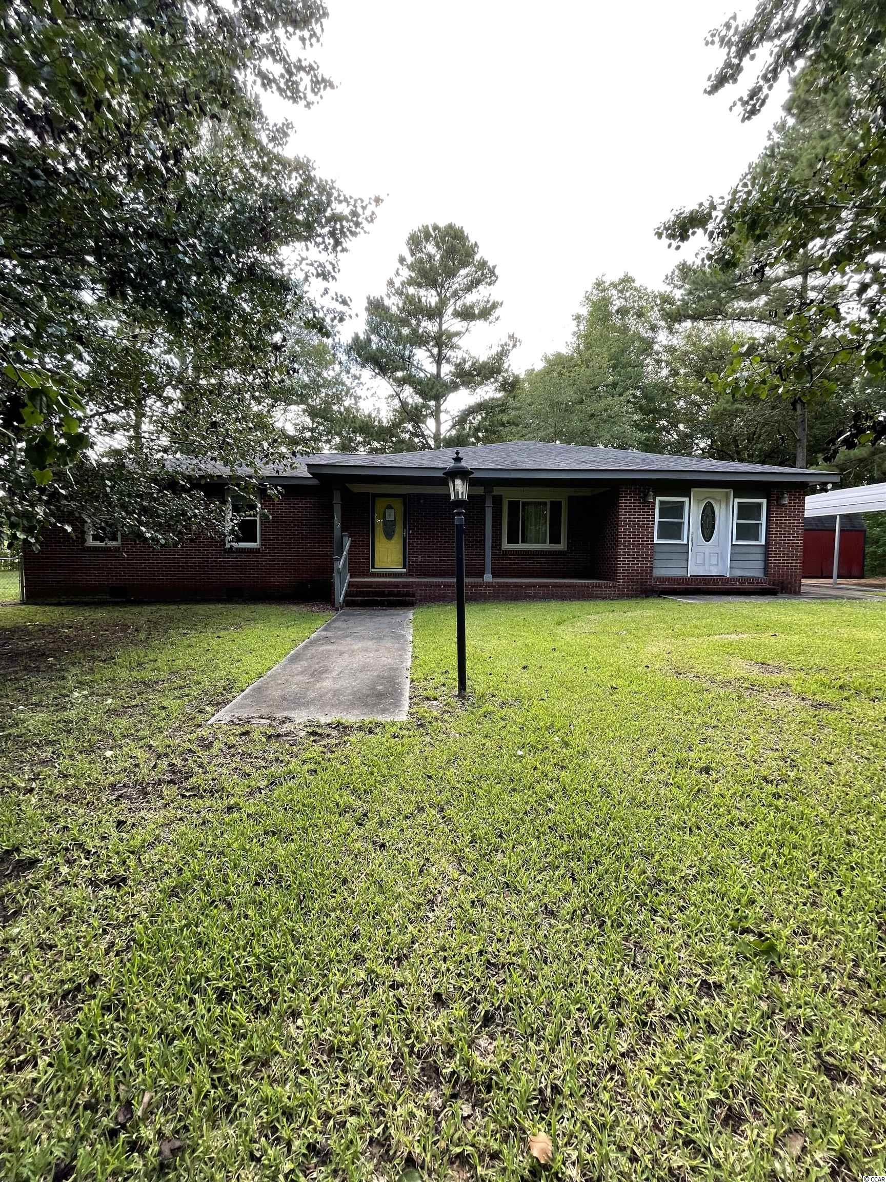 This 3 bedroom 3 bathroom brick home is located on a large lot . This home features a covered front porch, detached carport and detached storage. Property is owned by the US Dept. of HUD,IN, Subject to Appraisal Seller makes no representations or warranties as to property condition.  HUD Homes are sold AS IS Equal Housing Opportunity Seller may contribute towards buyer's closing costs, upon buyer request, ask your agent for more details.