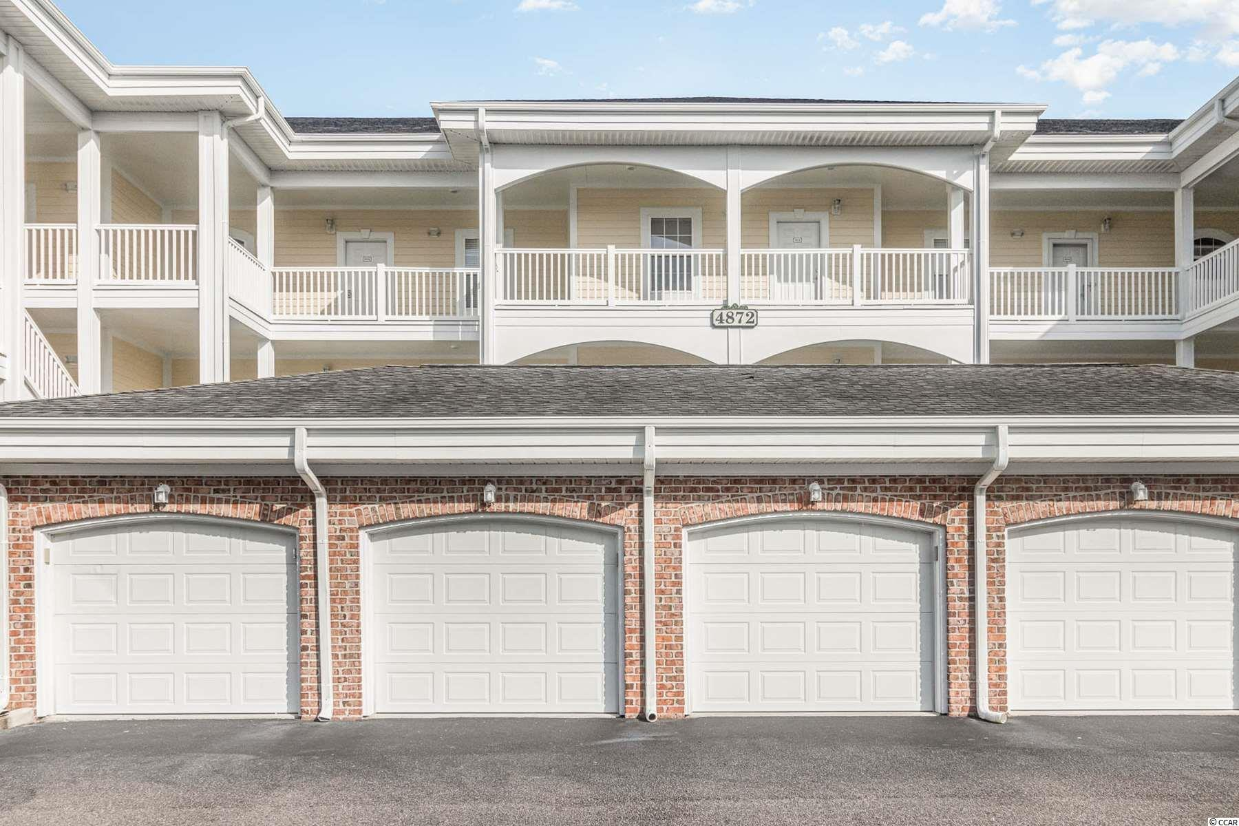Welcome home to this beautiful fully furnished 2 bedroom, 2 full bath condo in the lovely community of Magnolia North in Myrtle Beach! This unit features an open living and dining area with plenty of natural light, a sunny kitchen with a window, all appliances and plenty of cabinet and counter space, and a private porch with a relaxing view of the lawn and pool and a convenient storage closet. The master bedroom offers a walk-in closet, ceiling fan, and a private full bath. Magnolia North owners and guests enjoy a community pool and grilling area. The central location offers easy access to major road, just minutes to the beach, and all the shopping, dining, and entertainment the Grand Strand has to offer!