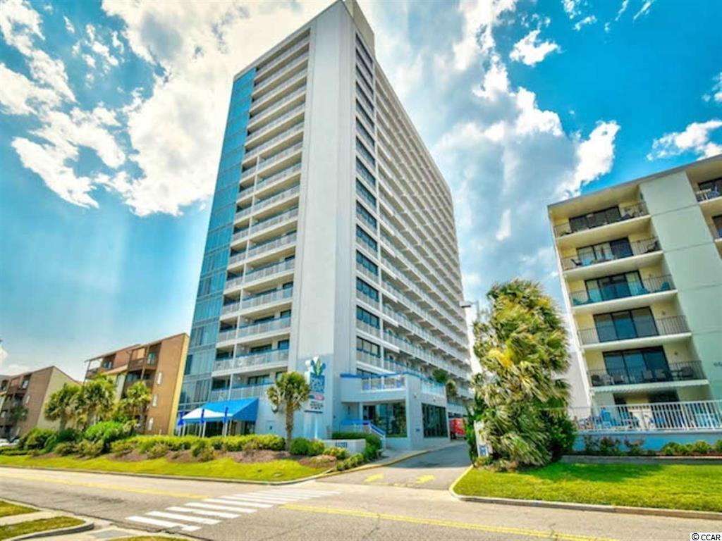 OCEAN FRONT 5TH FLOOR UNIT USED AS A SECOND HOME. NO RENTAL HISTORY AVAILABLE. UNIT HAS BEEN WELL KEPT AND UPDATED.  THERE IS A INDOOR POOL AND OUTDOOR POOL AND A LAZY RIVER. LARGE BALCONY WITH ACCESS FROM MASTER BEDROOM AND LIVING ROOM. THE BUILDING HAS A RESTAURANT FOR YOUR CONVENIENCE.
