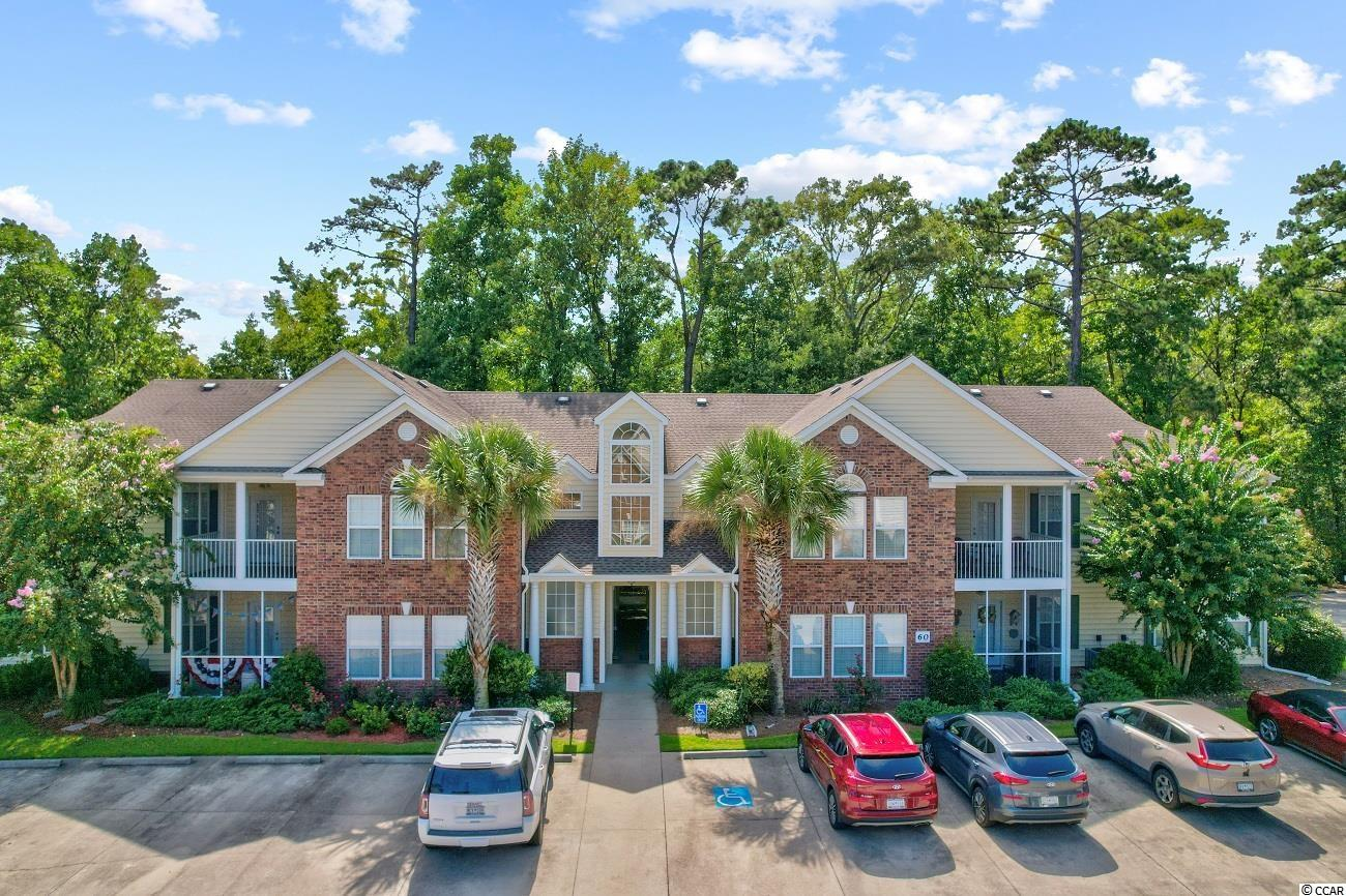 Perfectly situated by two between the two causeways in Pawleys Island. This condo has a very livable layout and is ready for the beach lifestyle. Come home drop your things off and go to the beach Or enjoy the private neighborhood pool!