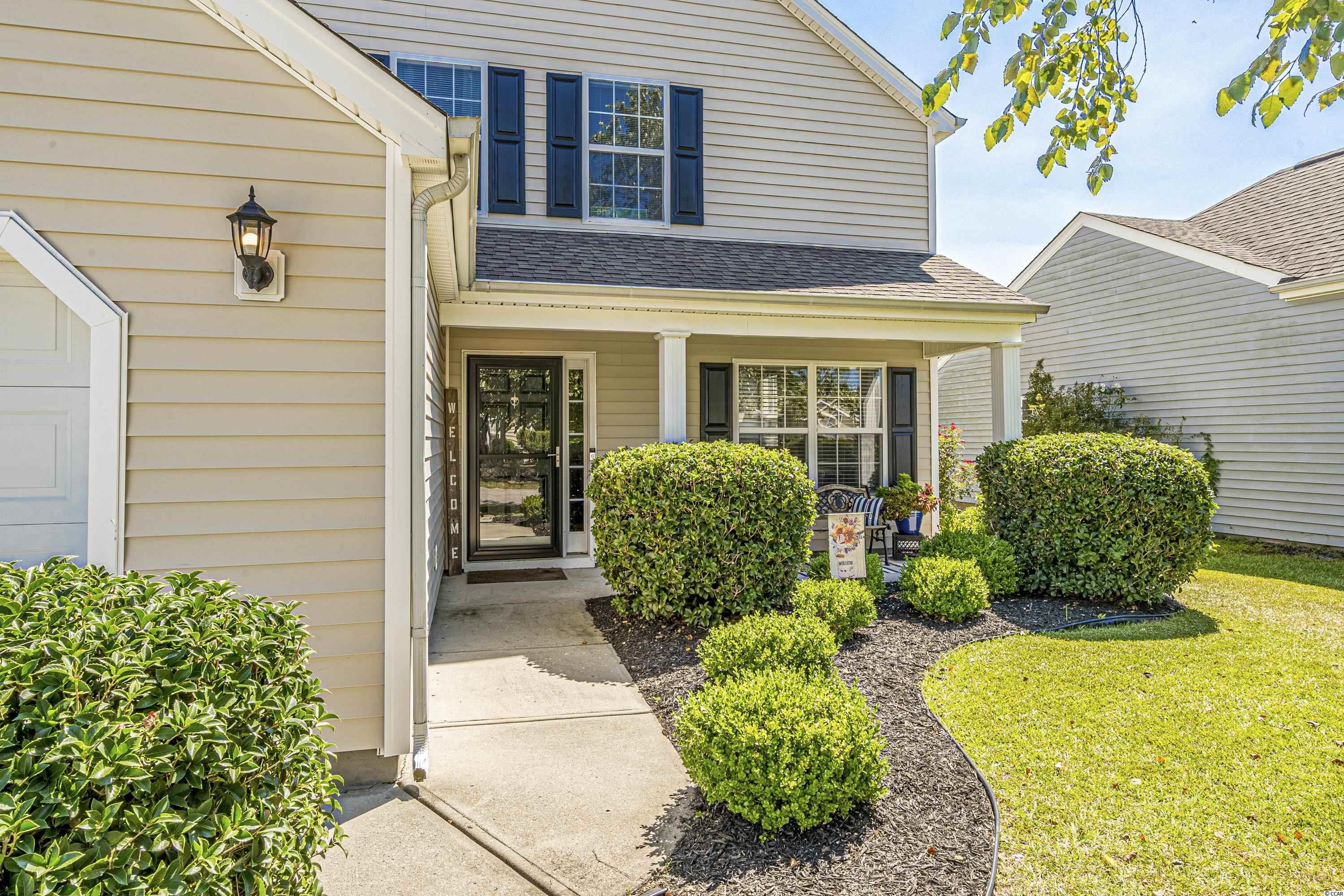 WELCOME HOME!!! THE FARM IS ONE OF THE MOST SOUGHT AFTER COMMUNITIES IN CAROLINA FOREST, AND NOW IS YOUR CHANCE TO OWN THIS BEAUTIFUL HOME!! THIS 4 BEDROOM, 2 1/2 BATH HOME IS WITH-IN WALKING DISTANCE TO AWARD WINNING SCHOOLS! THE FARM IS CONVENIENTLY LOCATED NEAR MAJOR MEDICAL FACILITIES, SHOPPING, RESTAURANTS, MAJOR ROADS, AND A SHORT DRIVE TO THE BEACH!! THIS HOME FEATURES A FENCED-IN BACK YARD WITH A CUSTOM PERGULA FOR ENTERTAINING OR RELAXING ON A BEAUTIFUL FALL EVENING. YOU WILL LOVE THE CUSTOM CREATIONS THROUGHOUT THE HOME TO GIVE IT THAT MODERN FARMHOUSE FEEL, WITH SHIPLAP AND LAMINATE WOOD FLOORS. THE INTERIOR COLOR IS NEUTRAL FOR FOR THAT RELAXING VIBE! THIS COZY HOME WILL NOT LAST LONG, SO SCHEDULE YOUR SHOWING TODAY!