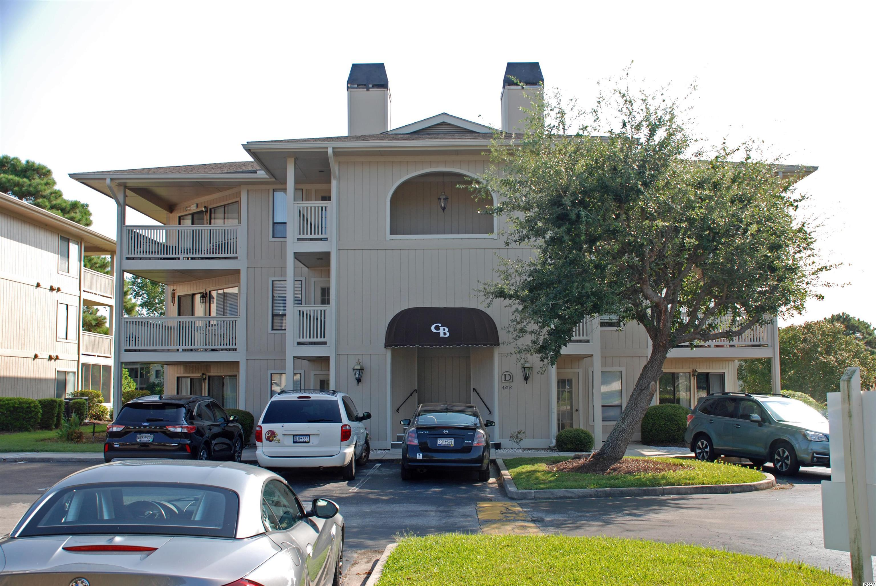 Own your piece of SC living with this 2 bed/2 bath corner unit in the highly desirable Cypress Bay. The unit has a large porch off of the living room and each bedroom has it's own porch as well, enough outdoor space for everyone. The unit needs some TLC, but that gives you the opportunity to make it your own. Convenient to the Little River Waterfront, shopping, dining, and golfing you can have fun all day and relax at the community pool in the evening. Less than 15 minutes to the beach, you CAN have it all.