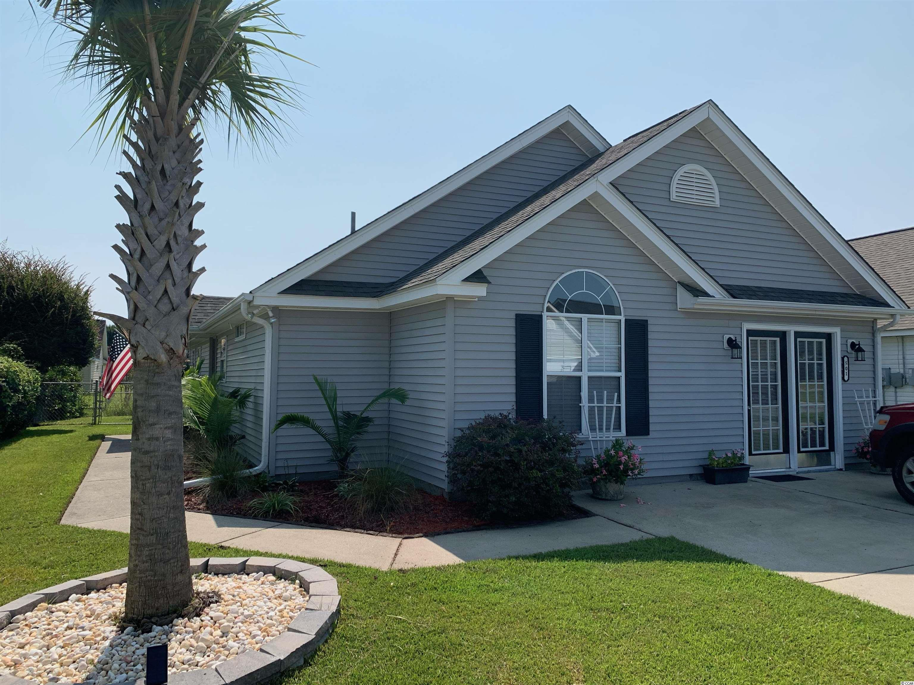 Must see this charming 4 bedroom 2 bath ranch home located in the Mallard Landing subdivision near Surfside beach.  Beautifully updated, stainless steel appliances, tile in the kitchen living, dining area vaulted ceiling. Great location convenient shopping, dining, and all the beach has to offer.