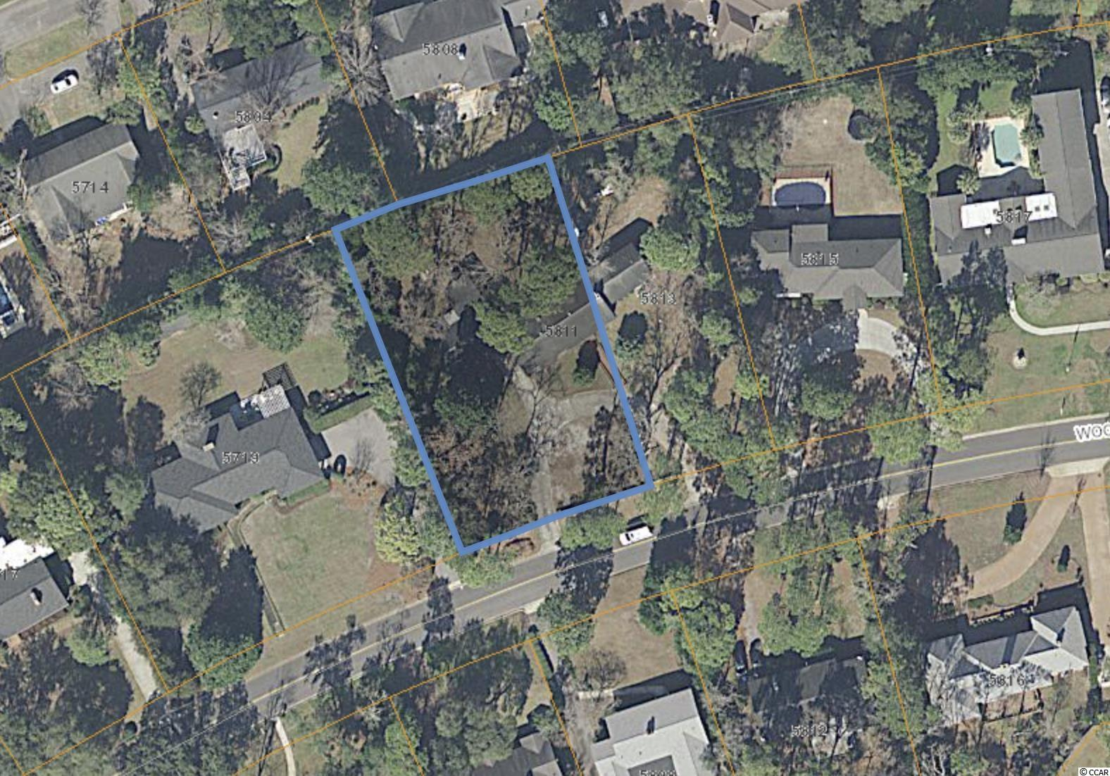 """This is your chance to build your dream home at Pine Lakes, the first golf course designed in Myrtle Beach known as """"The Granddaddy"""". This amazing 0.56 acre lot in Pine Lakes is located only half a mile from the ocean and NO HOA! Restaurants, shops, grocery stores, everything within 5 min."""