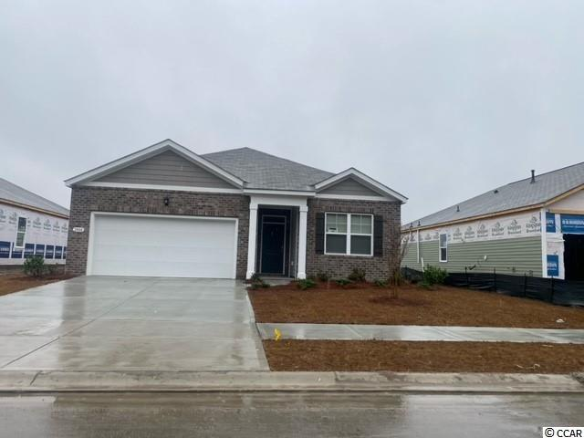 New phase now selling at Meridian! This Aria has it all! Open concept home with a modern design including white painted cabinetry and granite countertops in the kitchen. This floorplan also features lots of windows and 9 ft. ceilings allowing natural light to flow in. The living and dining rooms are adjacent to the kitchen along with a rear porch just off the dining room which makes entertaining effortless! Come see all the insightful features designed with you and your lifestyle in mind including a split bedroom layout, beautiful yet durable laminate flooring throughout the main living areas, gas cooking and tankless hot water heater, and our industry leading smart home technology package that will allow you to monitor and control your home from the couch or across the globe.   *Photos are of a similar Aria home. (Home and community information, including pricing, included features, terms, availability and amenities, are subject to change prior to sale at any time without notice or obligation. Square footages are approximate. Pictures, photographs, colors, features, and sizes are for illustration purposes only and will vary from the homes as built. Equal housing opportunity builder.)