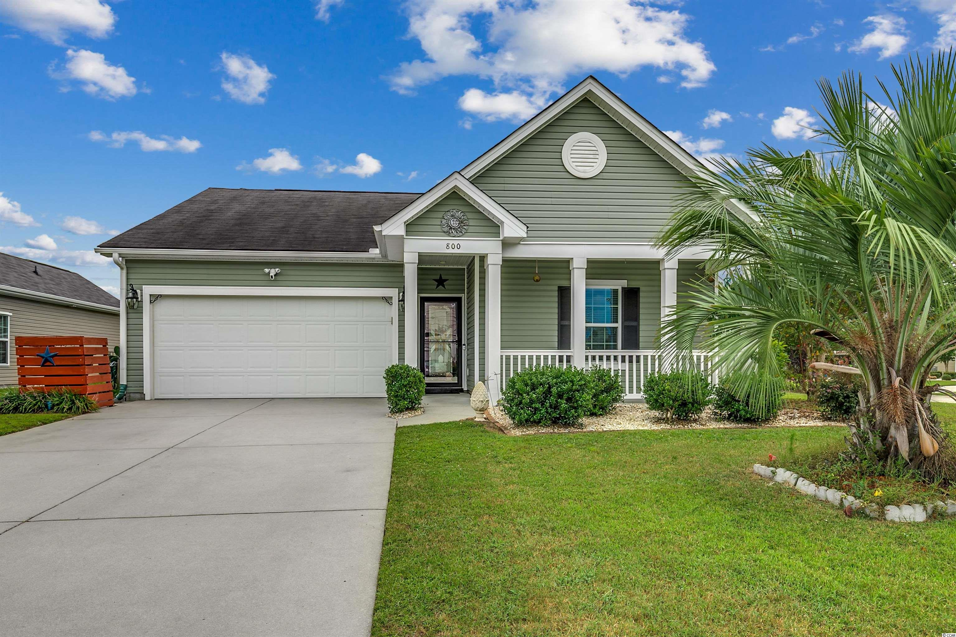 Great corner lot in the highly sought Ridge Pointe subdivision.  Conveniently located near Conway Medical Center and Coastal Carolina University, this charming home will not last long.  With a spacious front porch and large lot, there is great outdoor space to enjoy.  Schedule your showing today!