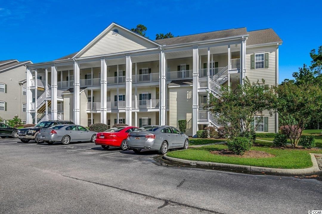 Completely renovated and ready for its new owners!  This beautifully redone condo is located in stunning Murrells Inlet, SC.  The unit is located in Marcliffe at Blackmoor, a golf course community nestled amid the best the beach has to offer.  3 bedrooms and 2 full bathrooms make this unit the perfect size.  As you enter the property, you will notice the bright white and soothing neutrals of the freshly painted unit.  The foyer greets you and houses the guest bedrooms allowing for a split bedroom floor plan giving your guests some privacy.  The foyer includes ceramic tile flooring, but the rest of the unit has had newly laid LVP flooring throughout even in the bedrooms!  No need to worry about cleaning any carpet!  Once in the main part of the condo, you will appreciate the crisp, clean lines of the beautiful, brand new granite countertops.  The spacious kitchen opens up into the dining room and sizeable living space.  Off of the back of the living room, you can relax on the screened-in porch overlooking the Blackmoor golf course.  The best is saved for last!  The gorgeous master bedroom boasts a large walk-in closet!  And the same gorgeous views of the Blackmoor golf course.  The master bathroom has a double vanity sink and granite counter tops that are made to last.  Each piece of this property has been artfully redone and is ready for you!  Murrells Inlet, SC is located just south of Myrtle Beach and north of Pawleys Island.  You are close to all that it has to offer including the Marsh Walk, Huntington Beach State Park, Brookgreen Gardens, Garden City Beach, and more!  Make sure to get in to see this one with your Realtor today!