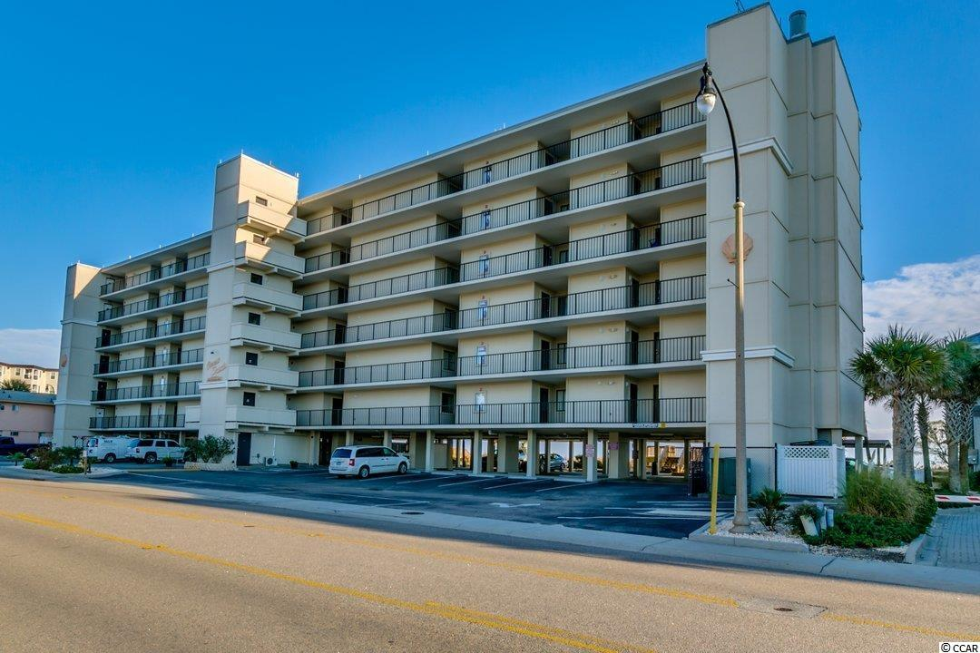 Turnkey, updated, direct oceanfront 3 BR / 3 BA unit in the Windy Hill section of North Myrtle Beach. Ceramic tile flows throughout the main living space of this tastefully decorated 2nd floor unit , which is being offered furnished, and the kitchen comes equipped with stainless steel appliances and granite countertops. The bathrooms have also been updated and boast granite tops on the newer vanities. Other notable features of this light, bright condo include: attached storage closet for all of your beach gear, washer & dryer, oceanfront pool. Crescent Sands Windy Hill is a highly sought after 54-unit concrete & steel community located in the southernmost section of North Myrtle near Barefoot Landing. Call an agent and schedule a showing today!