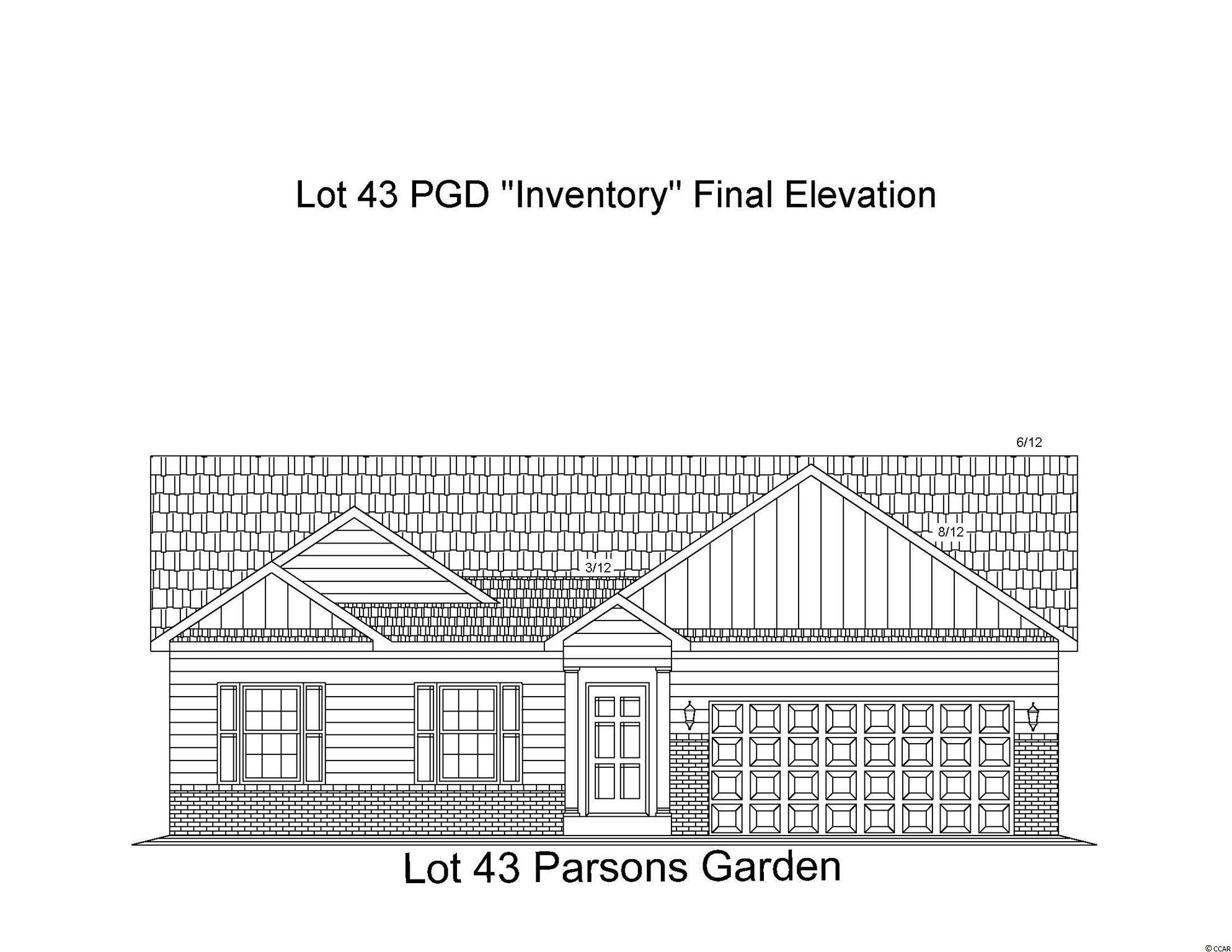This New Parkside Model has it all! 4 Bedroomw 2 Baths with and a 2 Car Garage. at 1613 Sq Ft.  This Open concept home with a modern design Sits on a spacious lot. The floor plan features lots of windows and 9ft. ceilings With vaults allowing natural light to flow in. The living and dining rooms are adjacent to the kitchen which makes entertaining easy and effortless. This Kitchen includes Granite Countertops, Benton White painted cabinets, and stainless appliances. Come see all the insightful features designed with you and your lifestyle in mind. Pictures are of a similar home and are for illustration purposes only. This is a To Be Built Home. Upgrades and Lot Premium Not Included in the Listing Price.