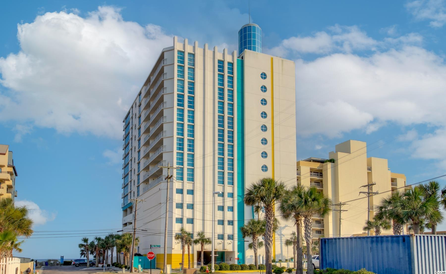 You don't want to miss this one! Gorgeous views from this two bedroom, two bathroom unit in Seaside Inn Resort located in North Myrtle Beach. Two spacious bedrooms, accompany an updated kitchen with a large living area that overlooks the Atlantic Ocean! The resort has great amenities such as lazy river, indoor and outdoor pool, gym, and more! This is perfect for a secondary home, investment property or even a primary home. Don't miss out and schedule your showing today!