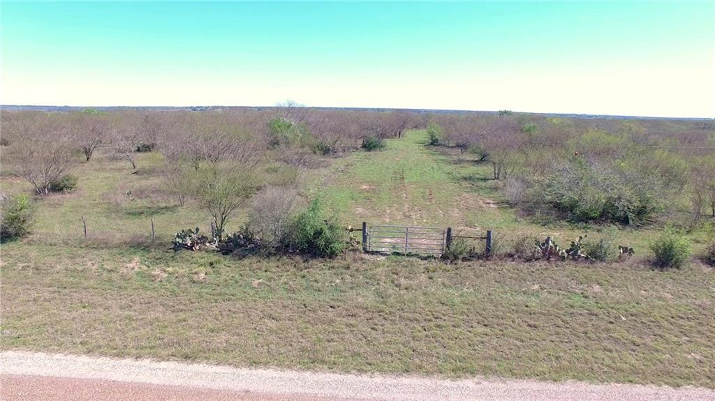 Approximately 249.26 acres recorded in Volume 145, pages 148-158 Goliad County being out of the Maria De Jesus Ybarbo Grant, A-51. Off Highway 239 and Ed Pettus Lane approximately .6 of a mile down the road. Access to property is on Ed Pettus lane.