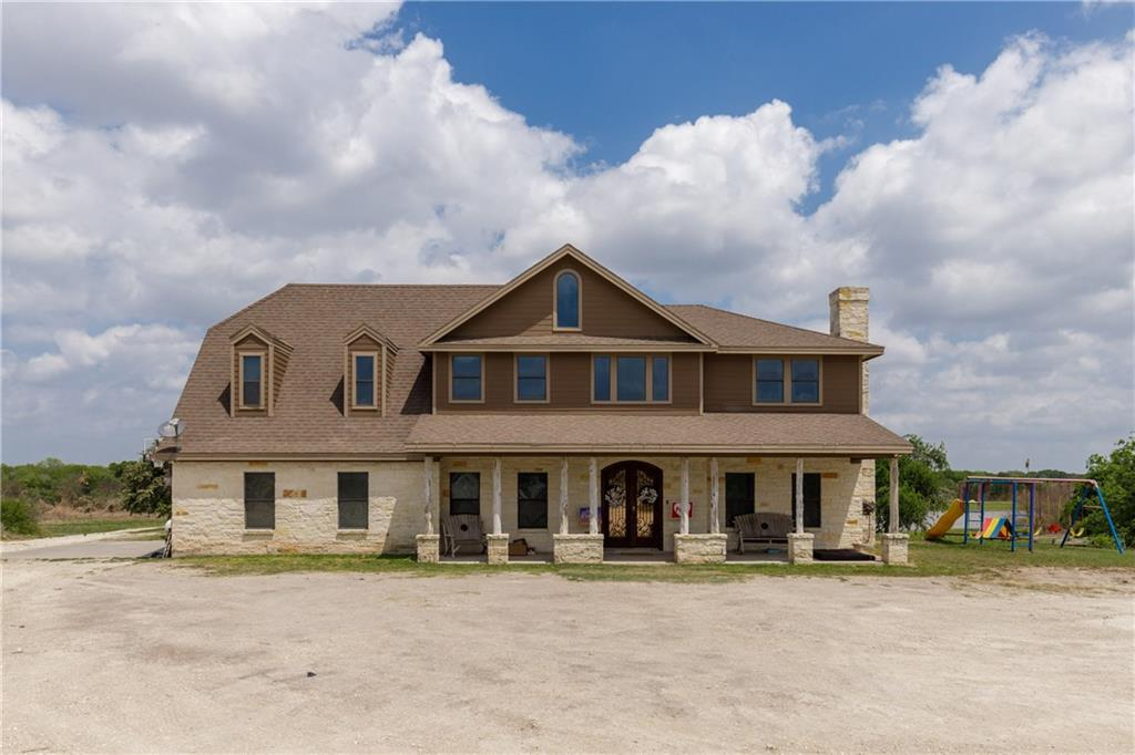 Gorgeous custom built 5 bedroom, 4 bath home on almost 100 acres.  Beautiful lake view from multiple rooms.  Recent in-ground pool installed.