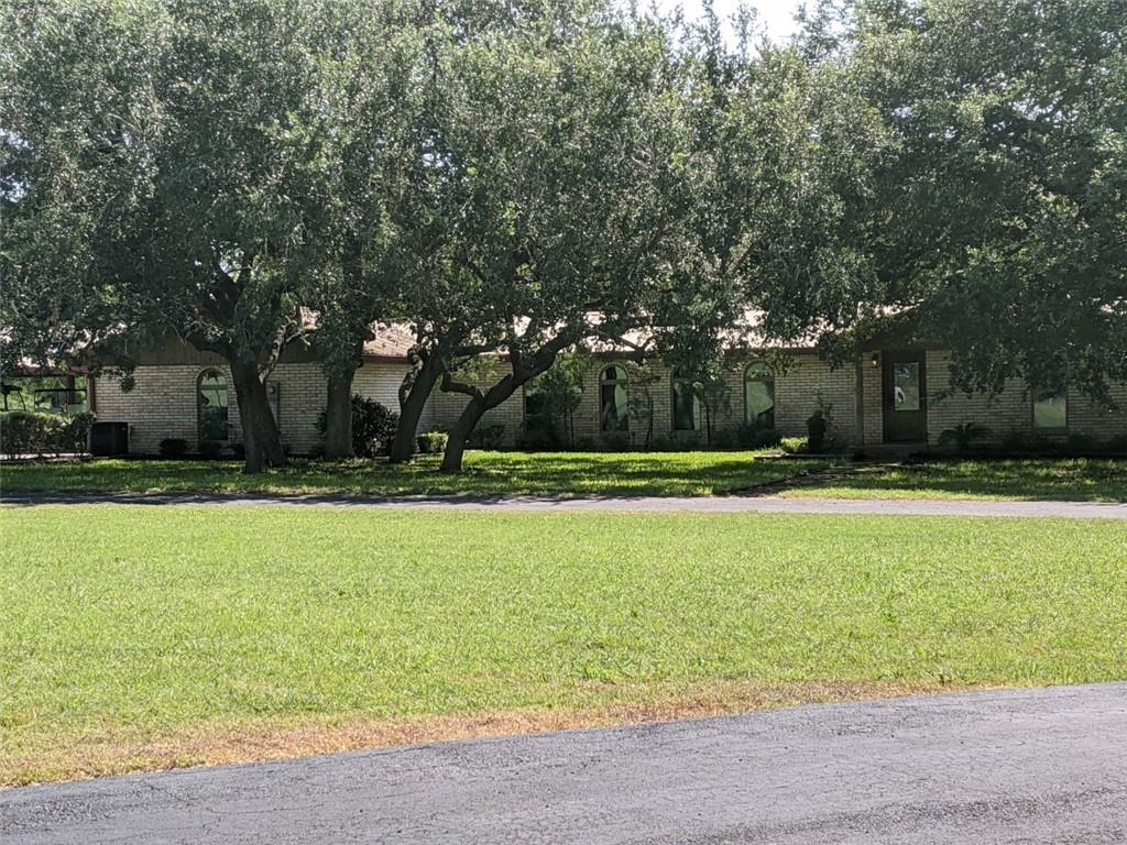 Welcome to one of Live Oak Counties Finest.  This ranch is comprised of 693 (+-) high fenced acres, a tastefully remodeled ranch home, two water wells, a nice implement barn with stalls and tack room, a pila pool surrounded by a deck, tank, creek, corrals, feeders, blinds, watering stations in the pasture, watered soft release pen and a whitetail deer herd that is second to none.  The ranch offers a nice rolling terrain with scattered oak trees and big mesquites, tons of native brush and a couple of tree lined water sheds.  This ranch is turn key and ready to go.