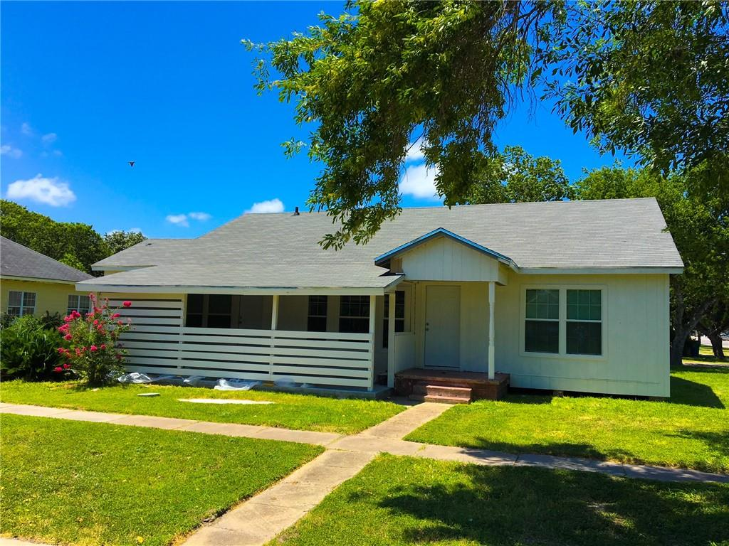 Multiple successfully income producing properties have just hit the market in Sinton! This investment property consists of 2 detached homes and two garage apartments w/storage area. Includes (1)3bdrm/ 1bath 1,665sq ft unit, (1) 2bdrm/ 1bath 812 sq ft unit, and (2) 1bdrm/ 1bath 462sq ft garage apartment units. The charming cottage style homes have been updated and upgraded thoughout with new cabinetry, tile & wood flooring, granite counters, shiplap and more. The property across the street at 213 S McCall is also for sale(MLS#382056) and has 2 units. Includes a (1) 3bdrm/1bath, and (1)2bdrm/ 1bath with plenty of room to build a third unit. All units are currently leased and bringing in a nice income. Please do not disturb tenants.
