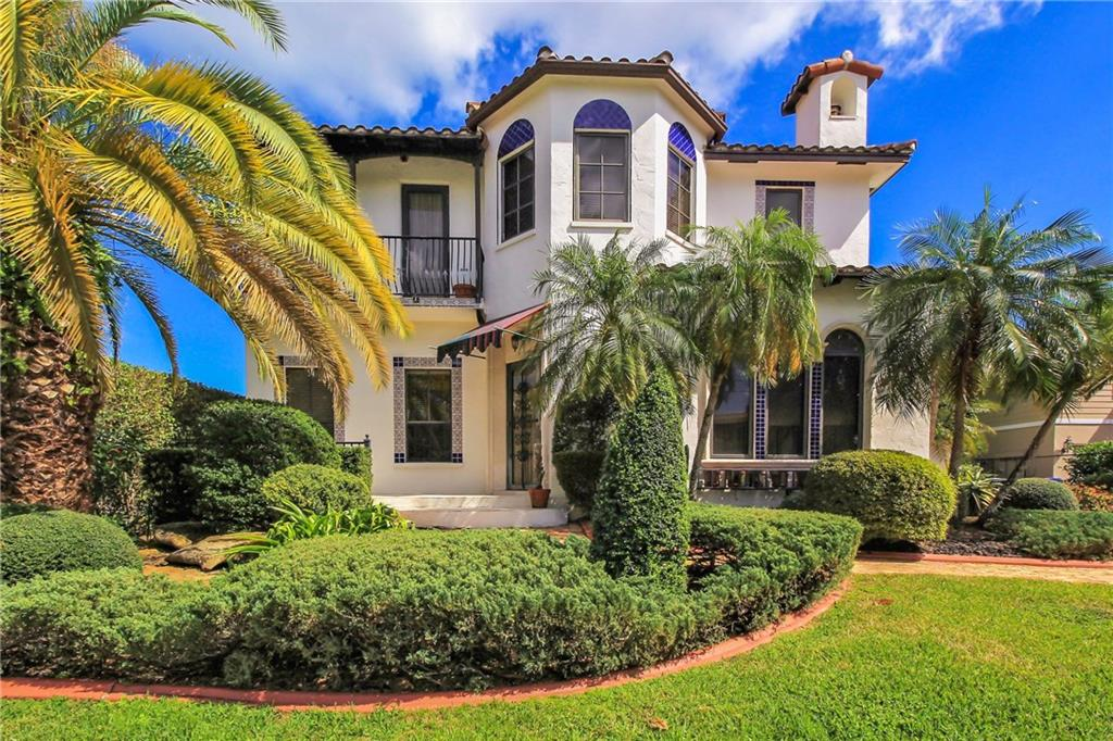 Best S. Las Olas Isle Value! Incredibly beautiful and impeccably maintained home, sits on 75' of waterfront with unrestricted and direct Intracoastal/Ocean access. This home has a bright and open floor plan with views of the pool and canal. This 4 bedroom and 4 full bathrooms (possible 5/5) home comes with a family room, 2-car garage, fireplace, heated pool and a full house generator. Close to beaches, shops and restaurants.