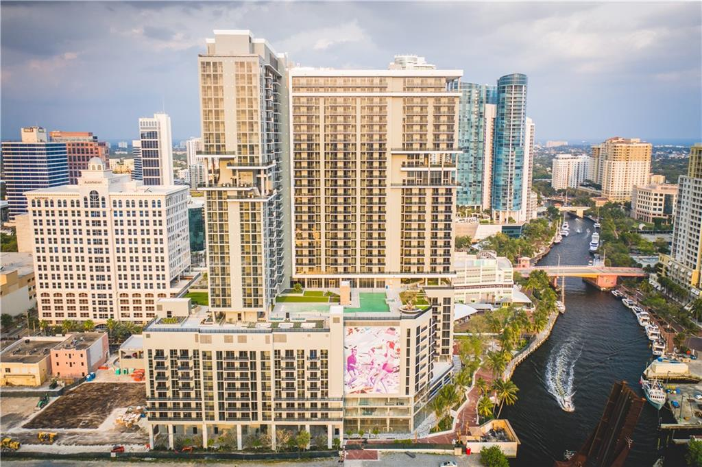 Society Las Olas smiles over Downtown Fort Lauderdale with stunning finishes, soaring views, and amazing amenities where residents can choose to get their own studio,1BR, 2BR, 3BR OR Rent-By-Bedroom (co-living) for a private bedroom and bathroom with roommates. Move ins starting May 2020. Introducing the Society Las Olas Rent By Bedroom program. This listing is for a fully-furnished private bedroom and bathroom within a shared 2BR/2BA apartment. With a fully stocked kitchen to match, this home is entirely move in ready, with no required utility set up. Live more conveniently at SLO! All units feature porcelain wood-grain tile throughout, floor-to-ceiling windows with roller Shades, slate finish appliances, quartz countertops, custom Italian cabinetry and Ecobee smart thermostats. Now offering a signing bonus of up to $2000! Bonus applied during the second full month of the lease. Amenities at Society Las Olas are unrivaled. Here you'll find a huge modern gym & fitness studio, massive pool deck, outdoor yoga lawn and theater, sky grilling & entertainment lounge, chef kitchen & dining hall, three-level indoor-outdoor coworking lab, lobby barber-salon and café.
