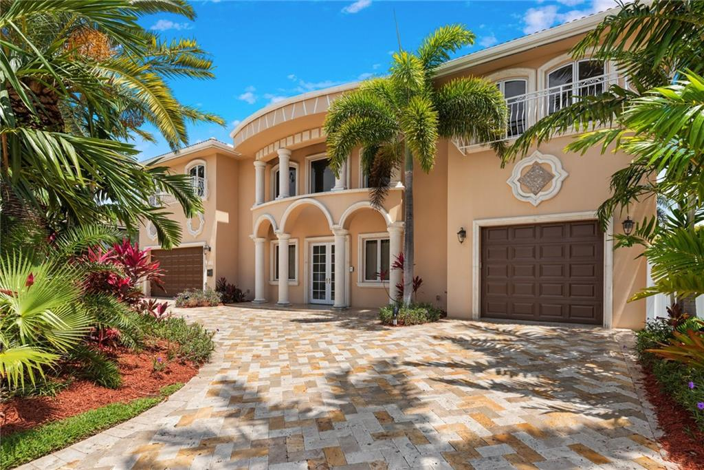 Great location! Open floor plan, over sized bedrooms. Oversized kitchen, new dishwasher, newer 5 ton a/c. Solid impact windows and doors. New raised PVC dock, 3 car garage. Close to Pinecrest, Westminster, Christ Church, Cardinal Gibbons. Walking to the distance to the ocean. Easy to see.