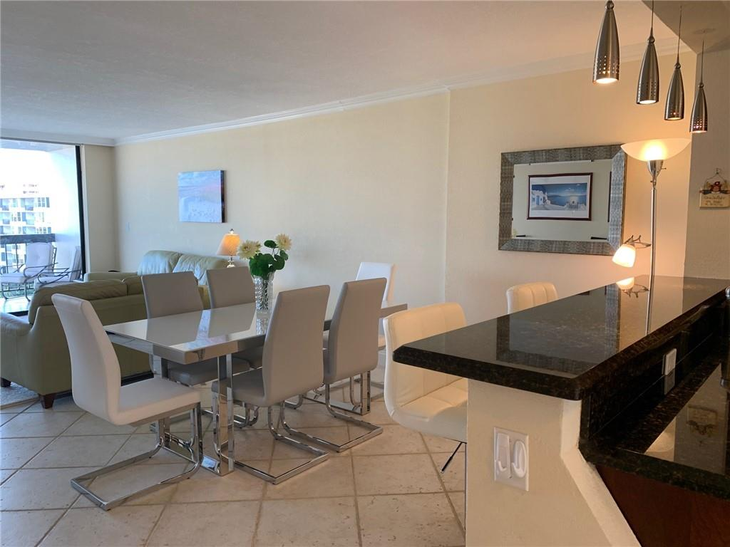 Well maintained and recently updated 2 Bedroom - 2 Bathroom Ocean View Condo in prestigious Coral Ridge Community conveniently located less than 1 mile from the most desirable beach town in Florida - Lauderdale by the Sea. Brand new hot water heater, new A/C installed in 2018, freshly painted throughout entire condo unit, in the process of replacing electrical panel to meet new codes.