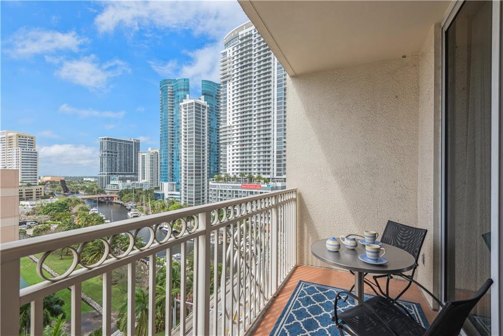 From your 1BR/1BA residence, sit on your private balcony and enjoy incredible, expansive sunset and RIVER VIEWS. Or relax from your bedroom, livingroom or kitchen with beautiful downtown city views, where you will never miss a gorgeous south florida sunset. The bedroom features a large walk-in closet. Bathroom is outfitted with an oversized, roman tub/shower and washer/dryer closet. Livingroom & kitchen are tiled and carpet in the bedroom. The kitchen is has black stone countertops & backsplash, light modern Italian shaker style cabinetry & stainless steel appliances. Whether you live an active lifestyle or just enjoy sitting by the pool this building has plenty of amenities to suit your lifestyle.